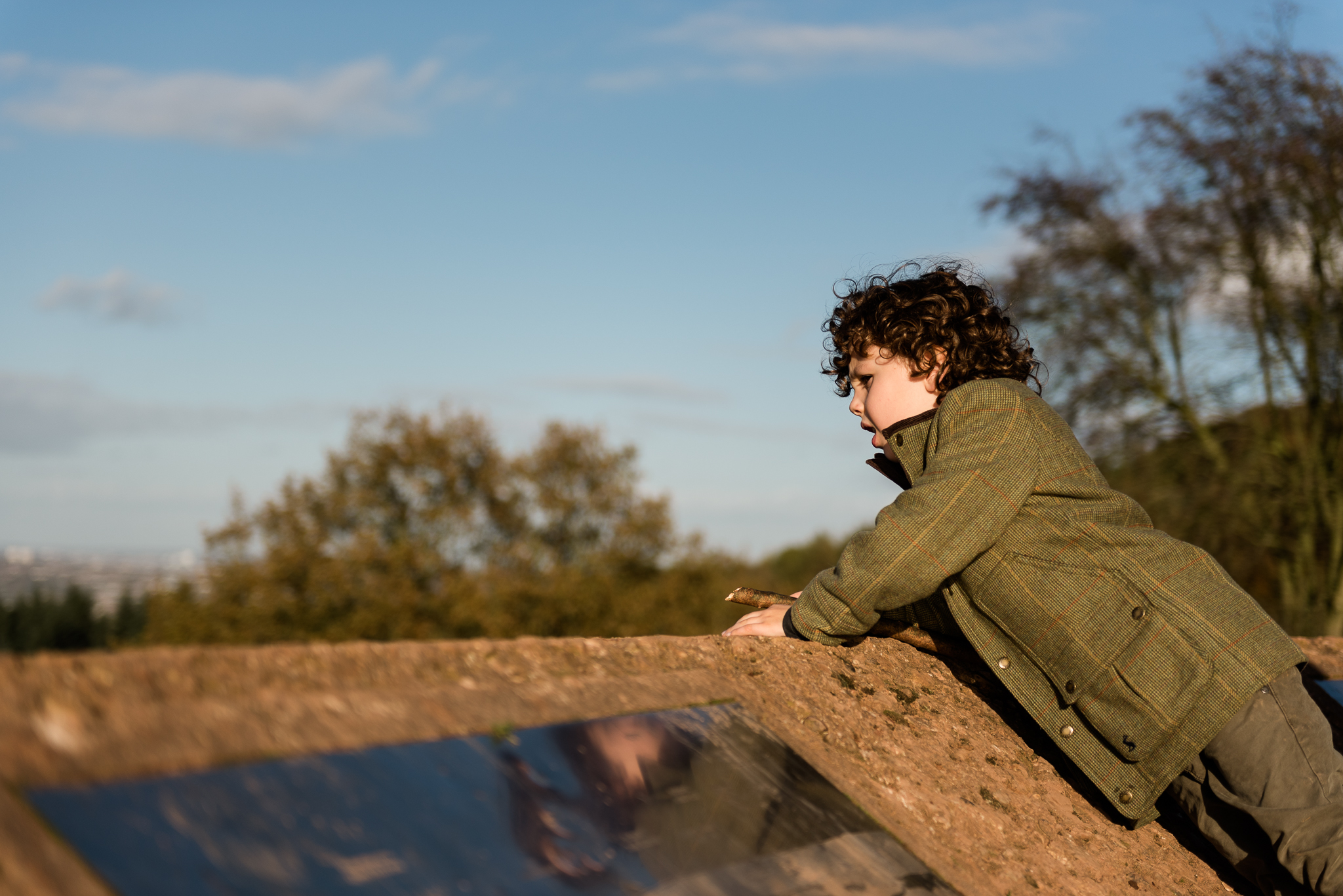 Autumn Documentary Lifestyle Family Photography at Clent Hills, Worcestershire Country Park countryside outdoors nature - Jenny Harper-13.jpg