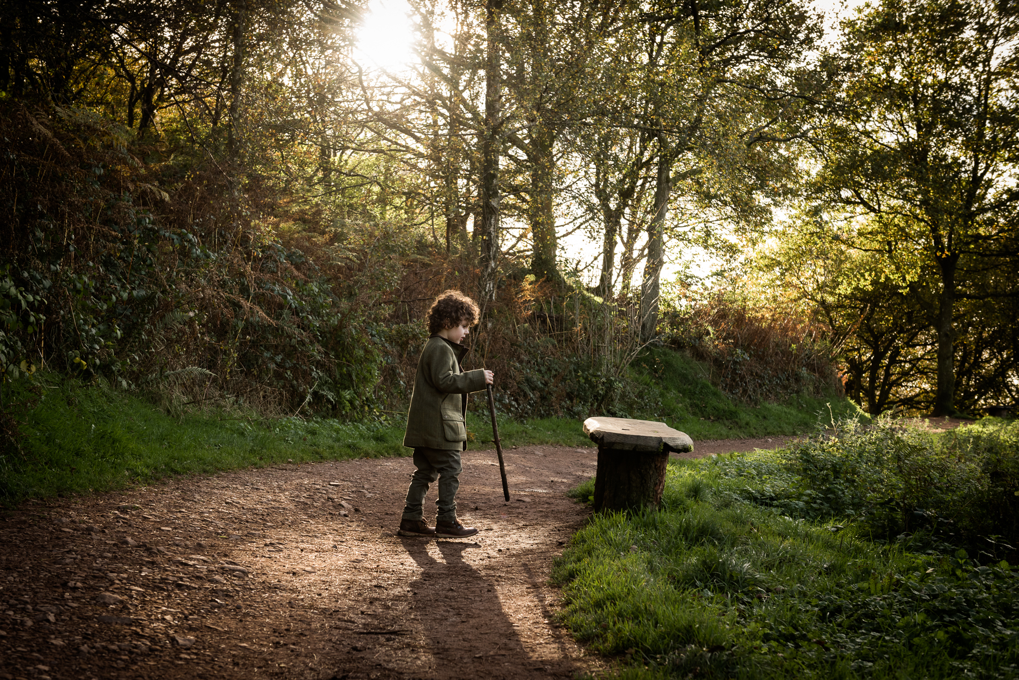 Autumn Documentary Lifestyle Family Photography at Clent Hills, Worcestershire Country Park countryside outdoors nature - Jenny Harper-11.jpg