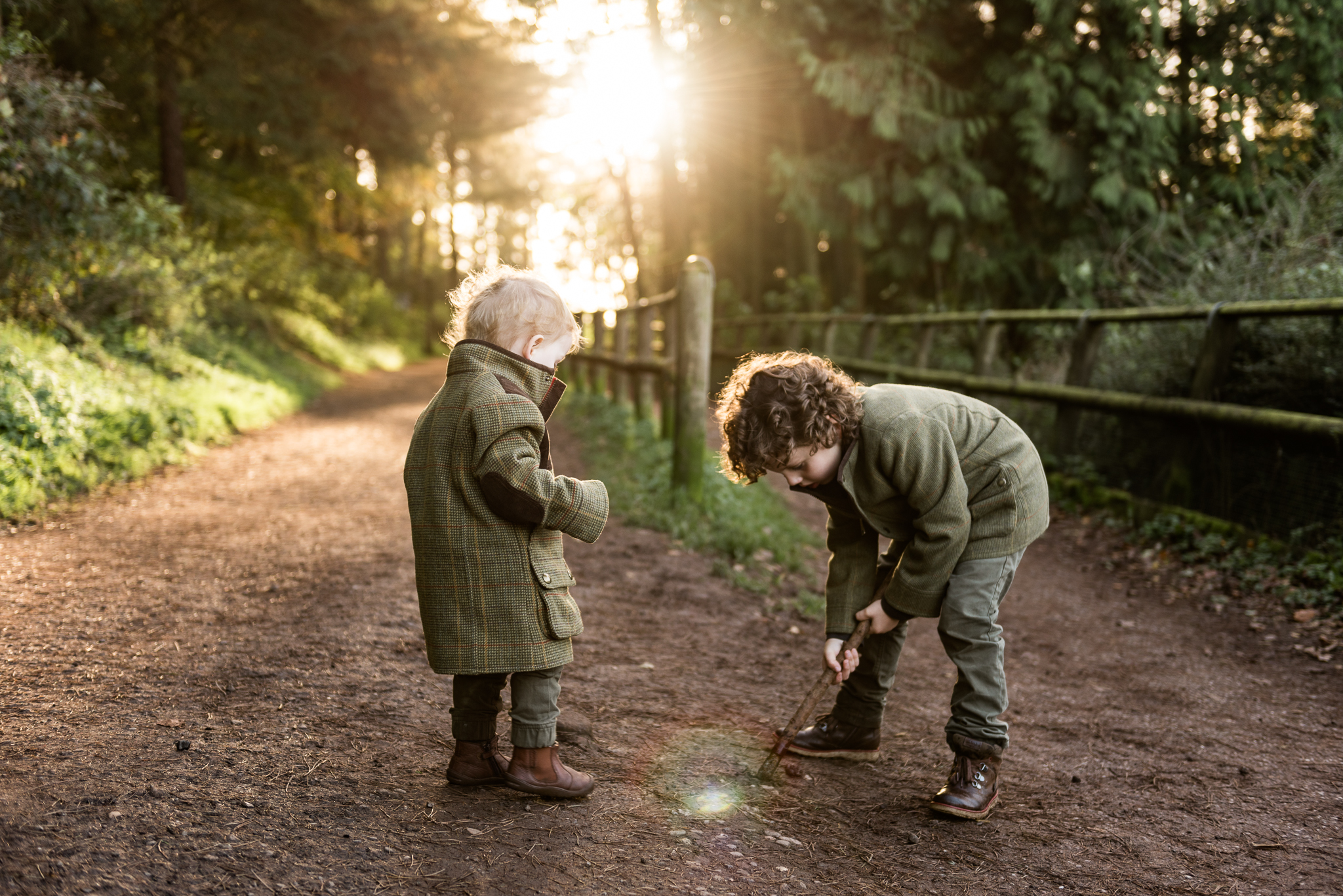 Autumn Documentary Lifestyle Family Photography at Clent Hills, Worcestershire Country Park countryside outdoors nature - Jenny Harper-23.jpg