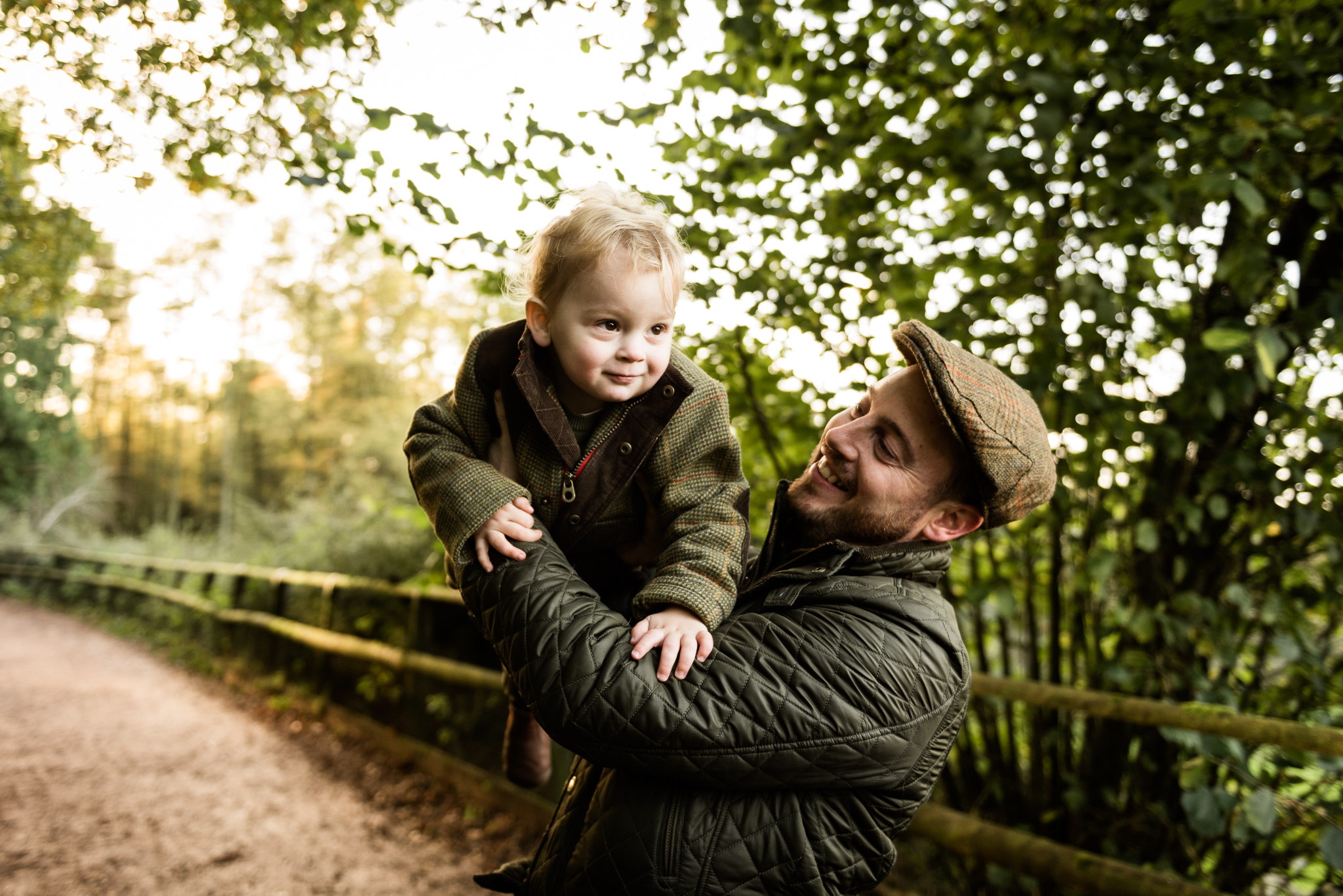 Autumn Documentary Lifestyle Family Photography at Clent Hills, Worcestershire Country Park countryside outdoors nature - Jenny Harper-24.jpg