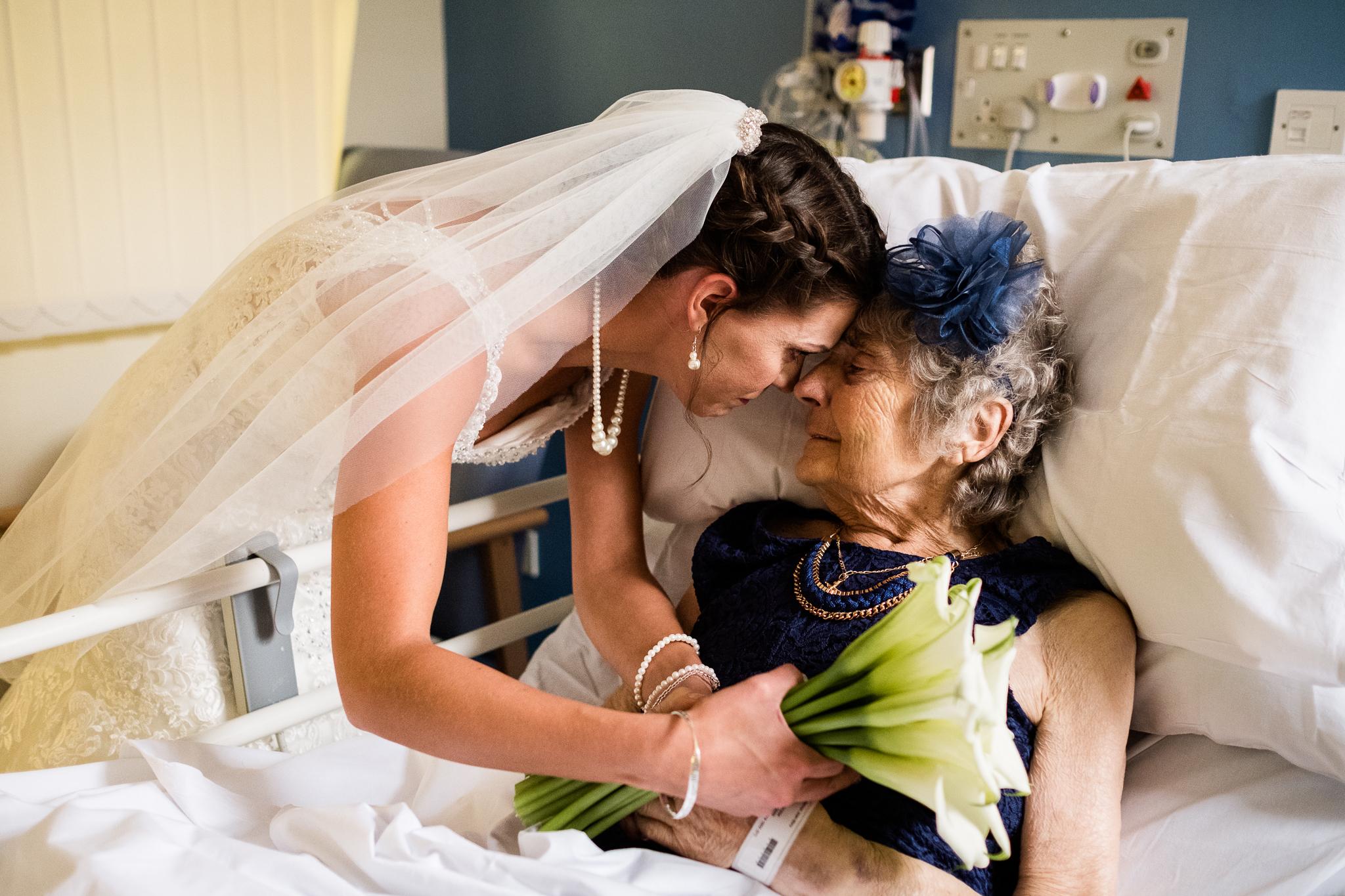 Staffordshire Wedding Catholic Newcastle-under-Lyme Floral Hall Tunstall Documentary Photography - Jenny Harper-30.jpg