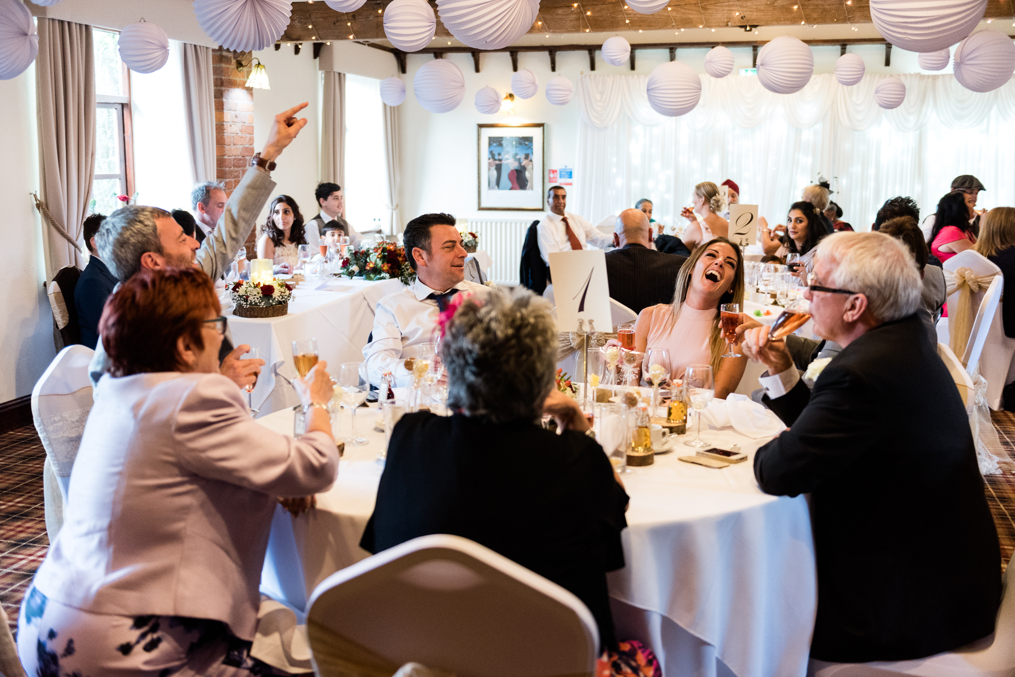 Staffordshire Wedding Photography at Slater's Country Inn, Baldwin's Gate, Relaxed Documentary Photography - Jenny Harper-47.jpg