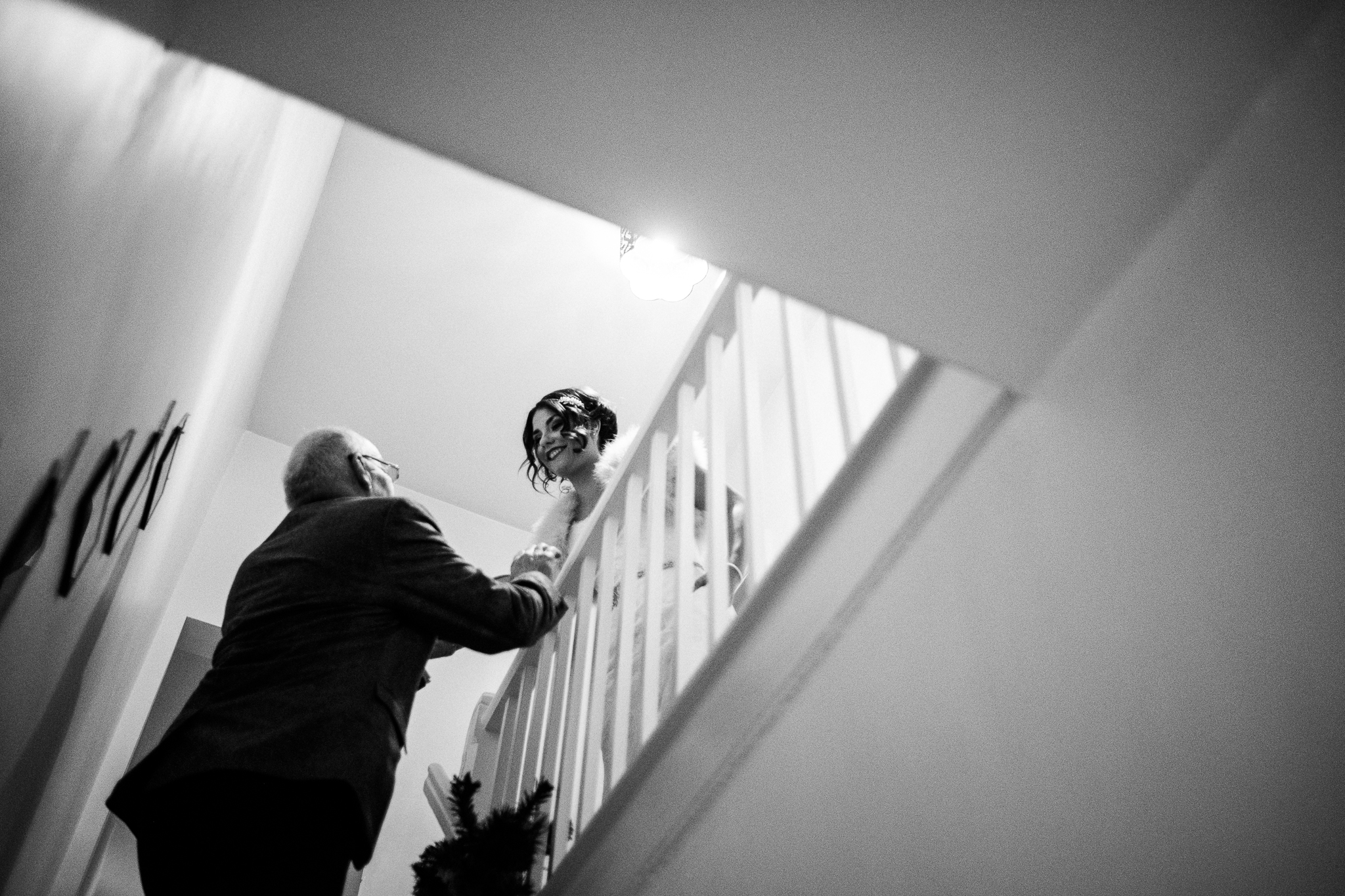 Staffordshire Winter Christmas Wedding at Holy Trinity Church and Keele Hall - Documentary Photography by Jenny Harper-15.jpg