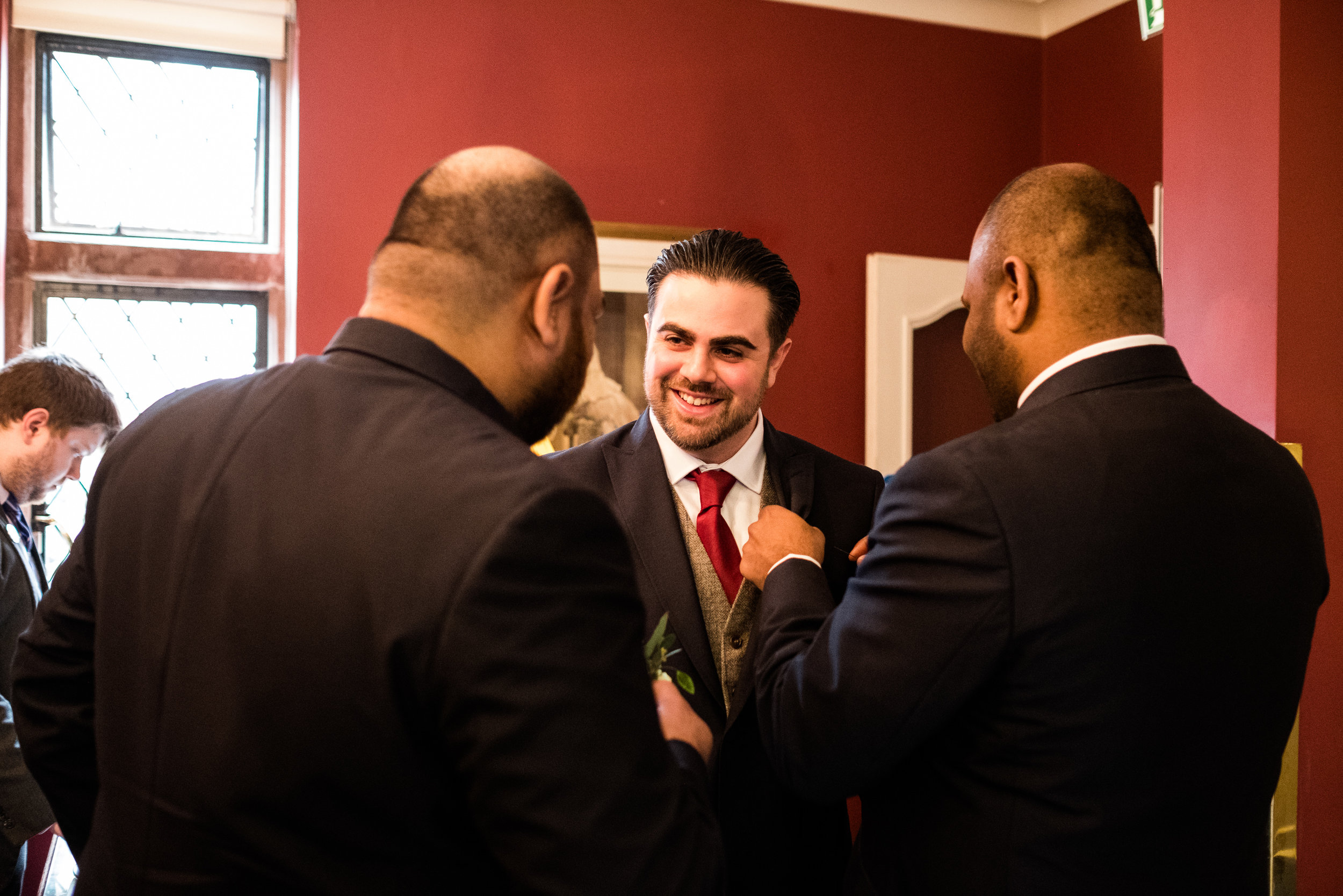 Birmingham Documentary Wedding Photography at New Hall, Sutton Coldfield Turkish Red Candid Reportage - Jenny Harper-17.jpg