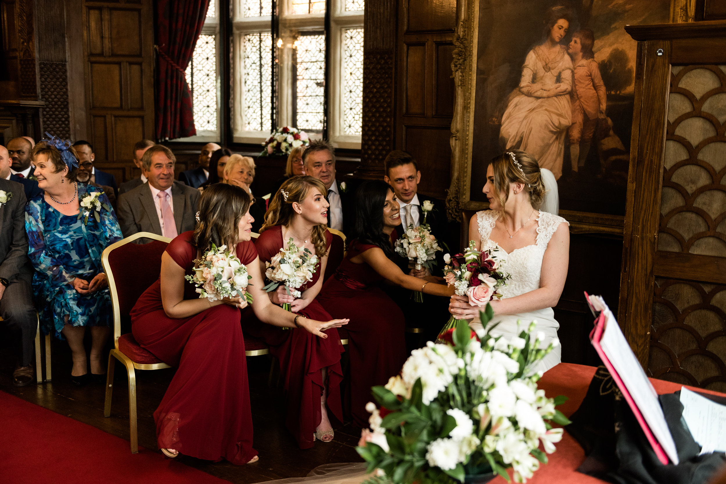 Birmingham Documentary Wedding Photography at New Hall, Sutton Coldfield Turkish Red Candid Reportage - Jenny Harper-26.jpg