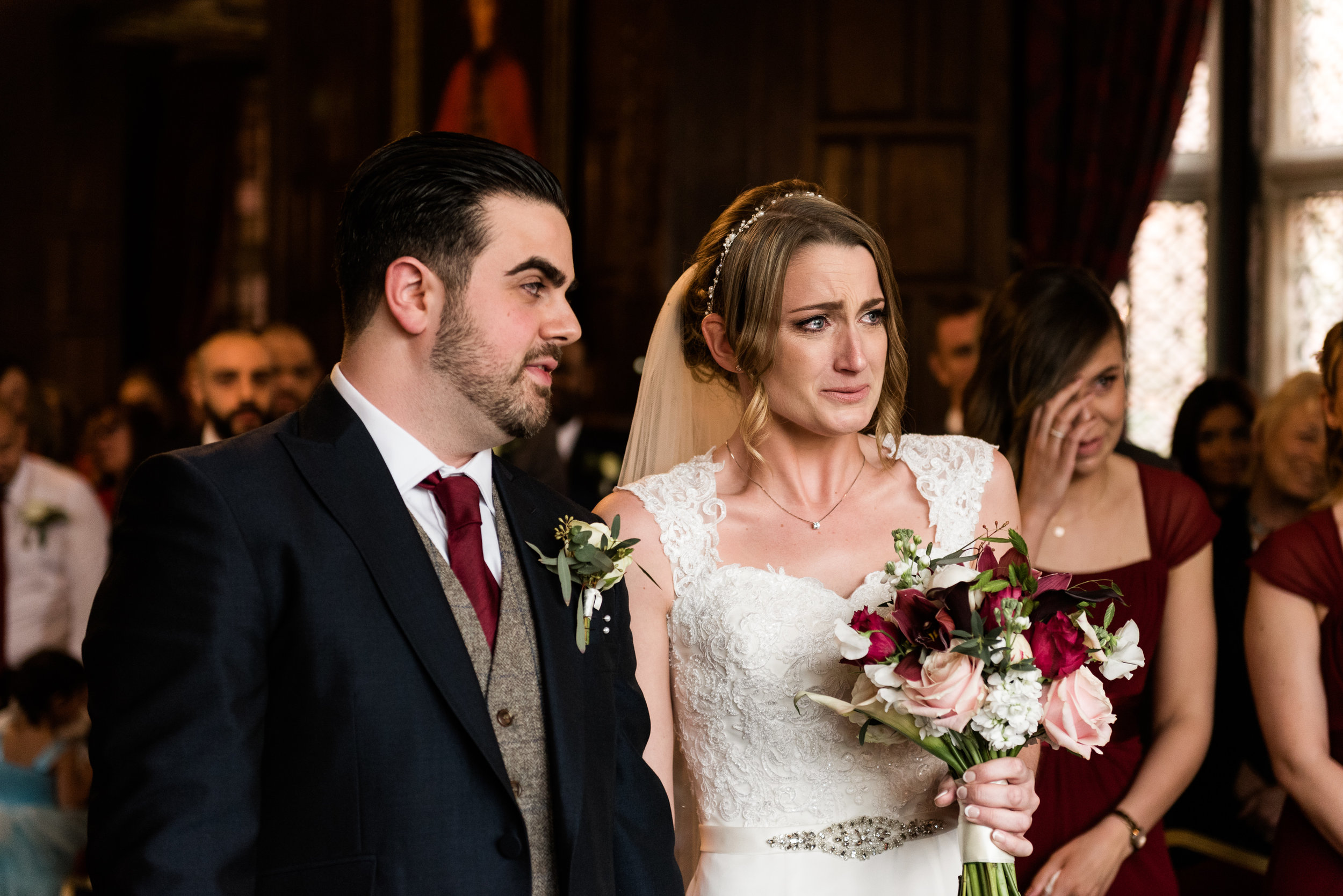 Birmingham Documentary Wedding Photography at New Hall, Sutton Coldfield Turkish Red Candid Reportage - Jenny Harper-28.jpg