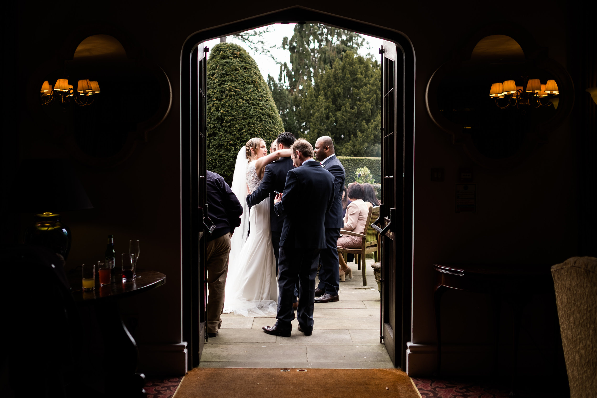 Birmingham Documentary Wedding Photography at New Hall, Sutton Coldfield Turkish Red Candid Reportage - Jenny Harper-50.jpg