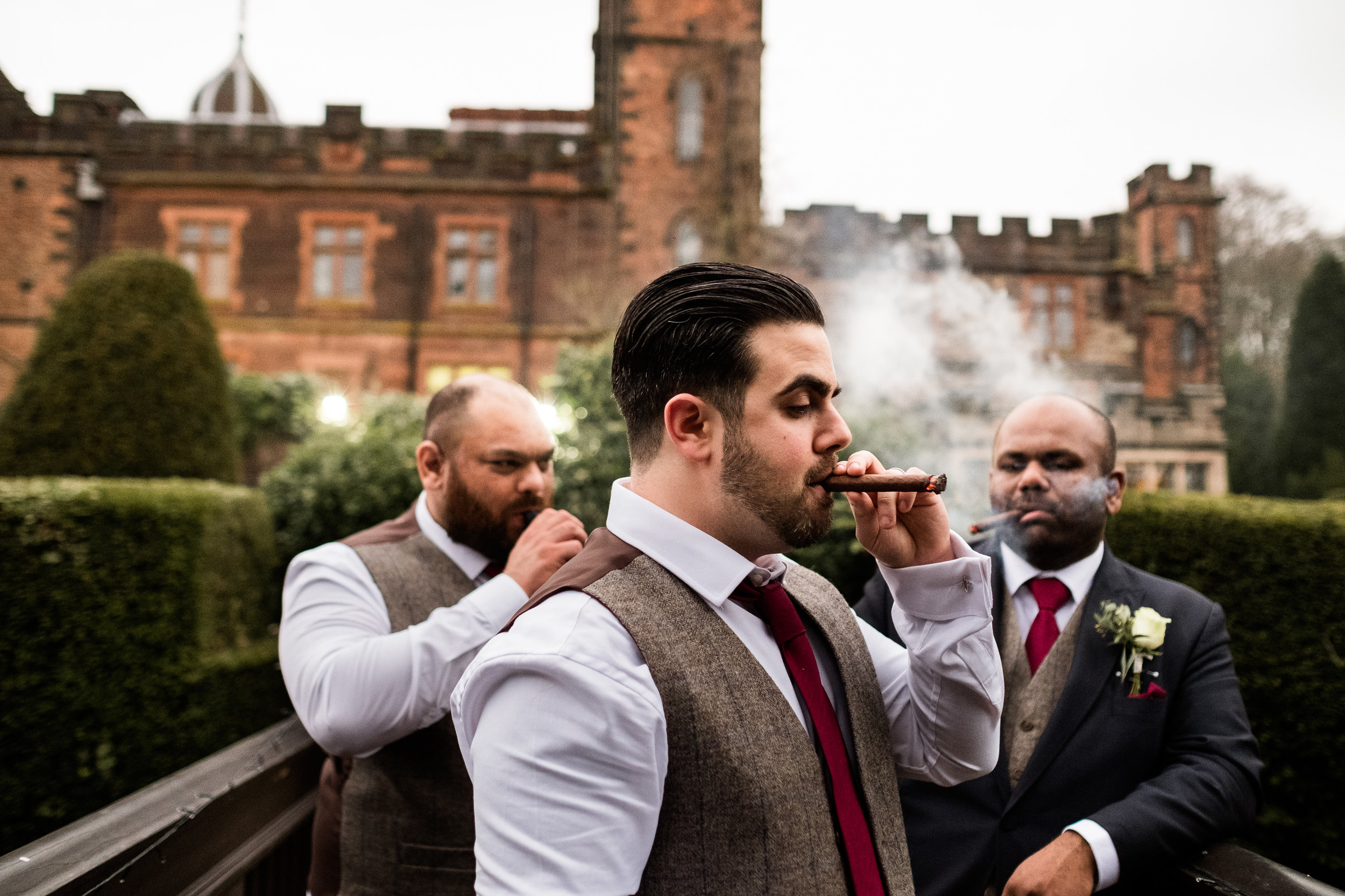 Birmingham Documentary Wedding Photography at New Hall, Sutton Coldfield Turkish Red Candid Reportage - Jenny Harper-75.jpg