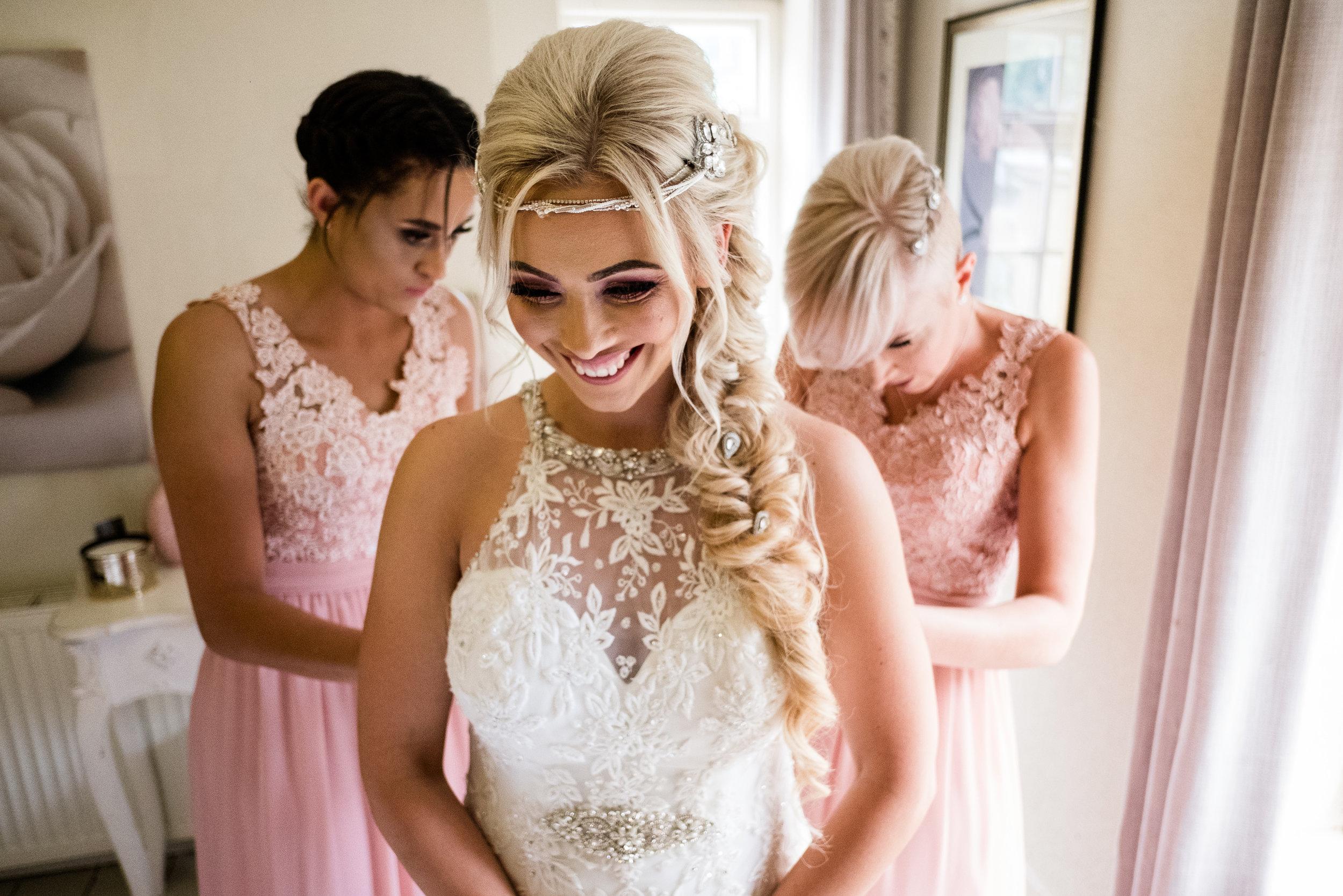 Summer Documentary Wedding Photography Floral Hall, Stoke-on-Trent, Staffordshire - Jenny Harper-16.jpg