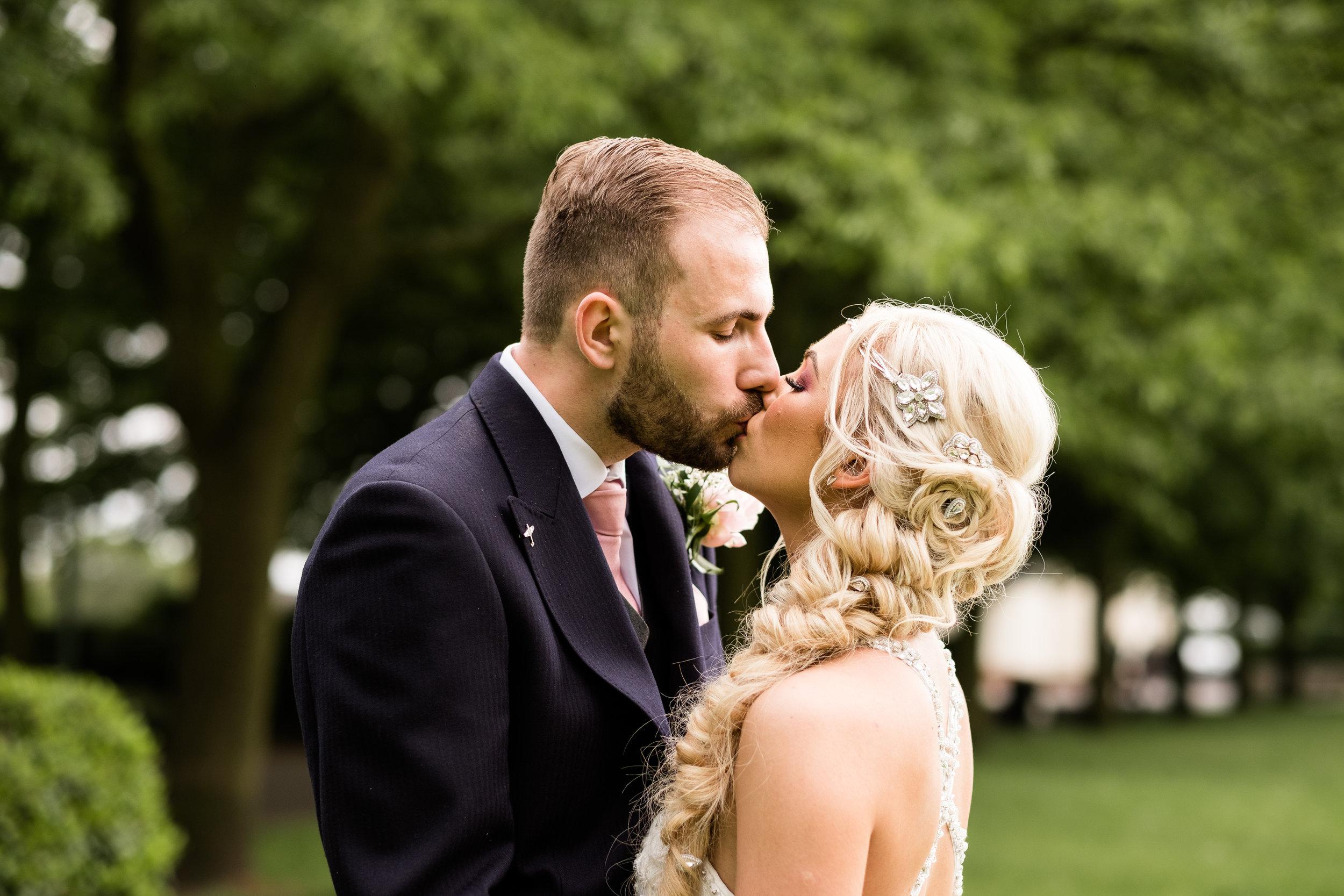 Summer Documentary Wedding Photography Floral Hall, Stoke-on-Trent, Staffordshire - Jenny Harper-36.jpg
