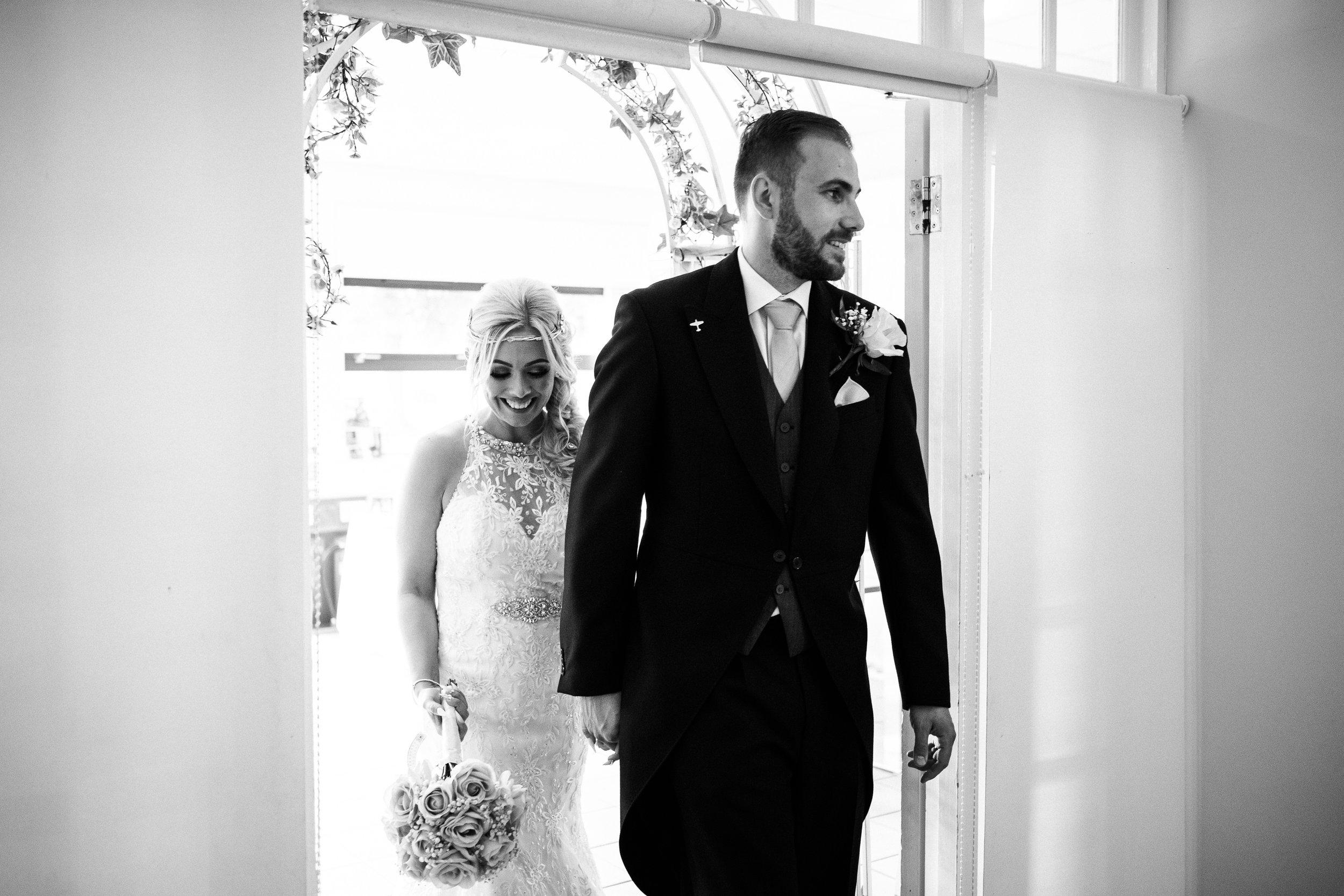 Summer Documentary Wedding Photography Floral Hall, Stoke-on-Trent, Staffordshire - Jenny Harper-38.jpg