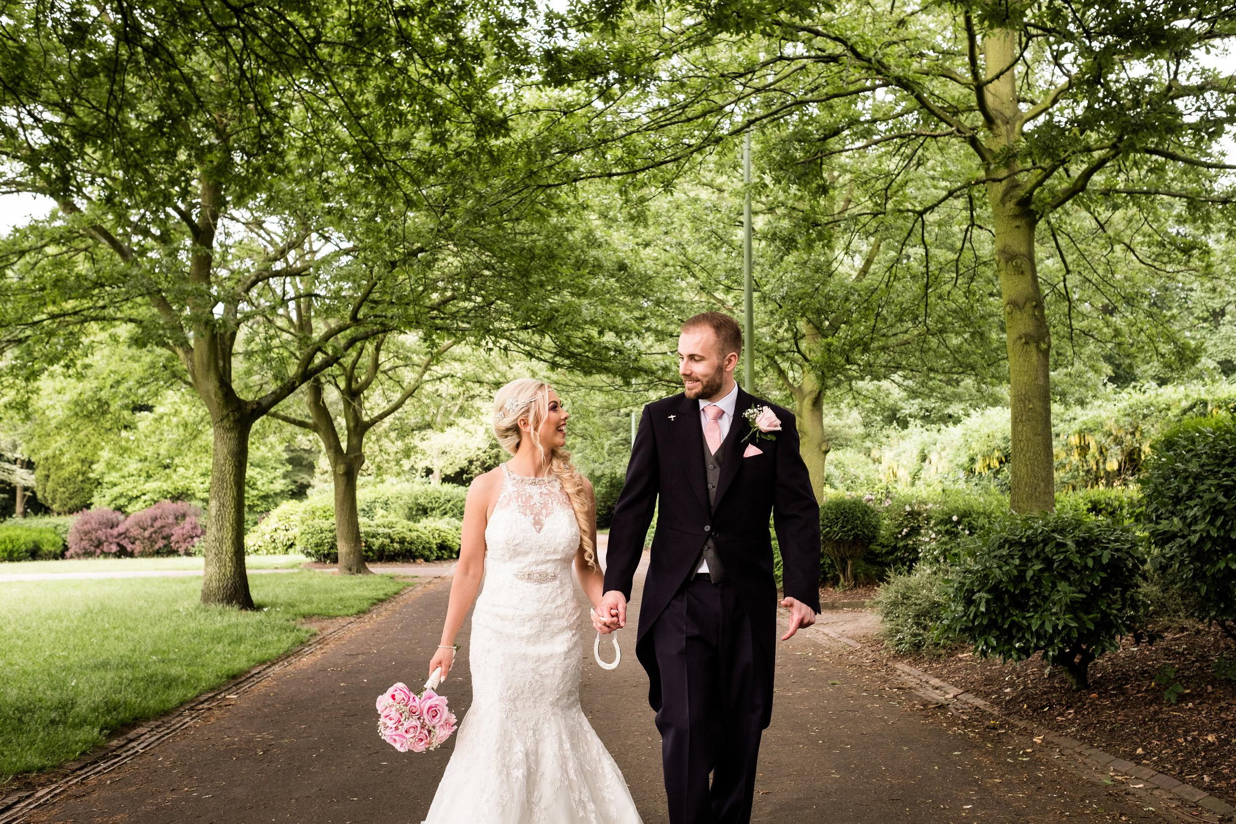 Summer Documentary Wedding Photography Floral Hall, Stoke-on-Trent, Staffordshire - Jenny Harper-37.jpg