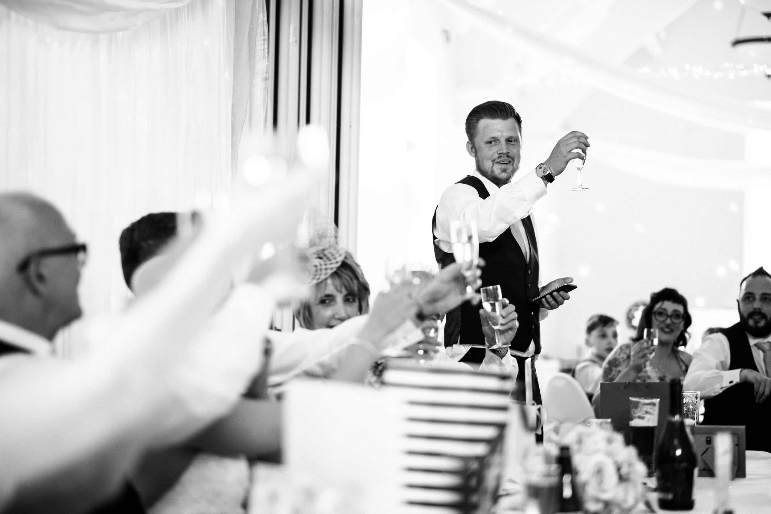 Summer Documentary Wedding Photography Floral Hall, Stoke-on-Trent, Staffordshire - Jenny Harper-51.jpg