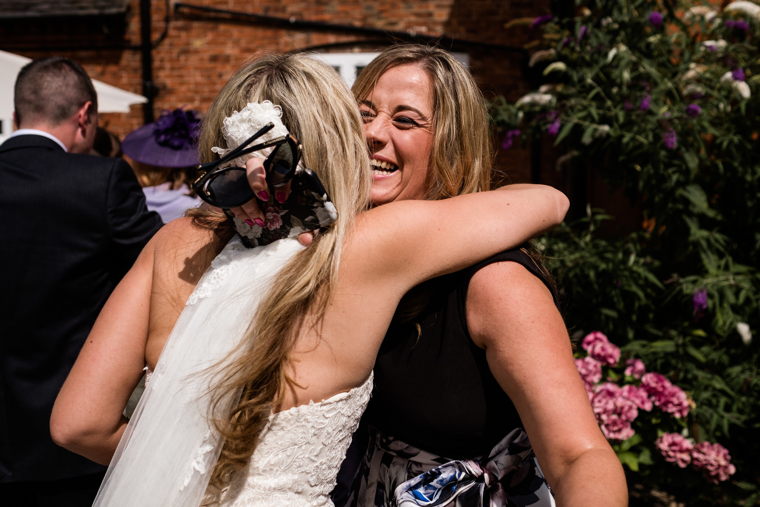 Summer Staffordshire Wedding Photography at The Manor, Cheadle - Jenny Harper-42.jpg