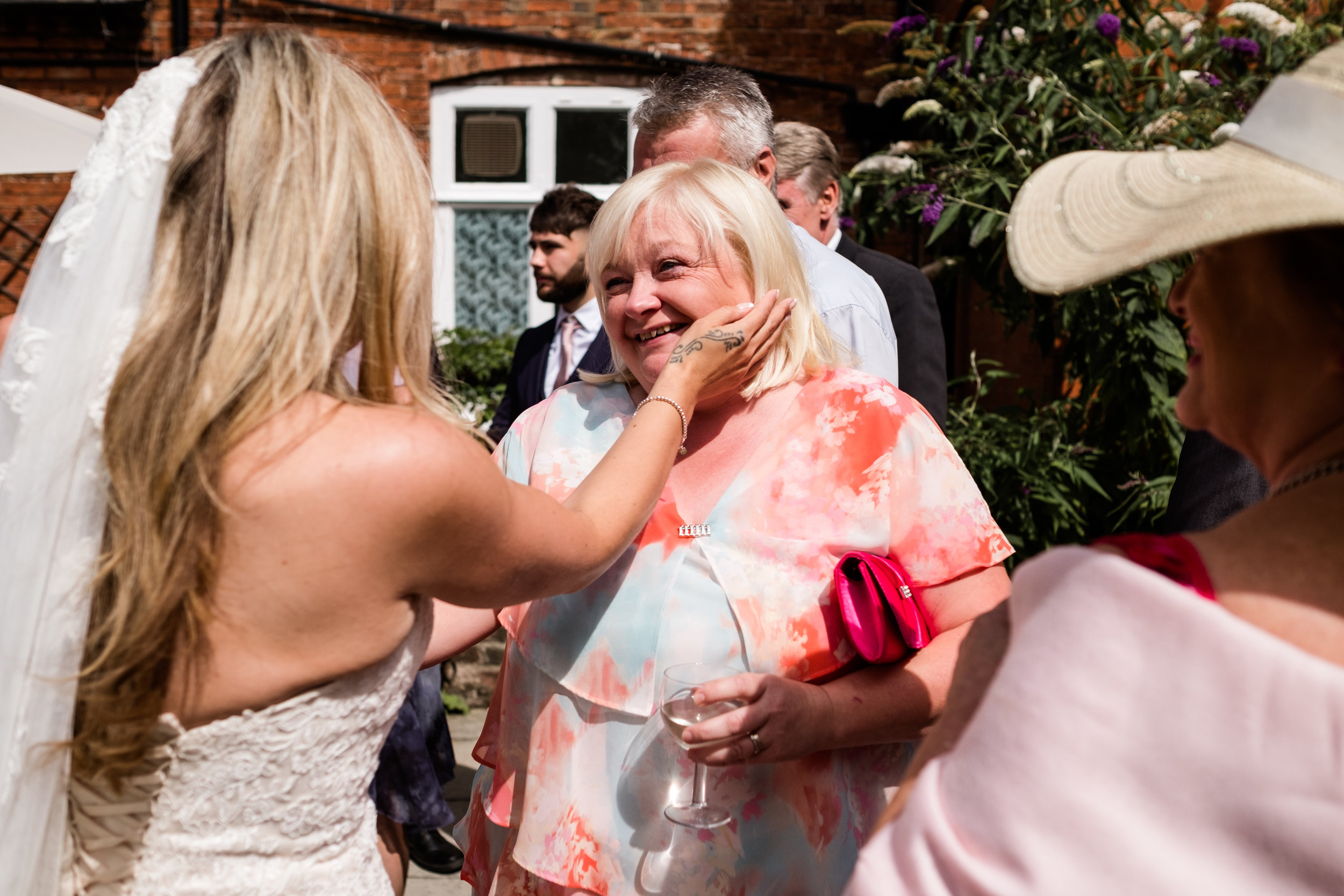 Summer Staffordshire Wedding Photography at The Manor, Cheadle - Jenny Harper-44.jpg