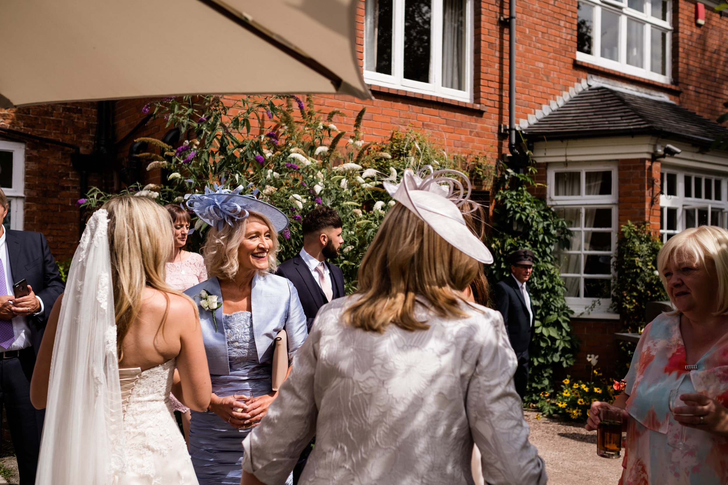 Summer Staffordshire Wedding Photography at The Manor, Cheadle - Jenny Harper-46.jpg