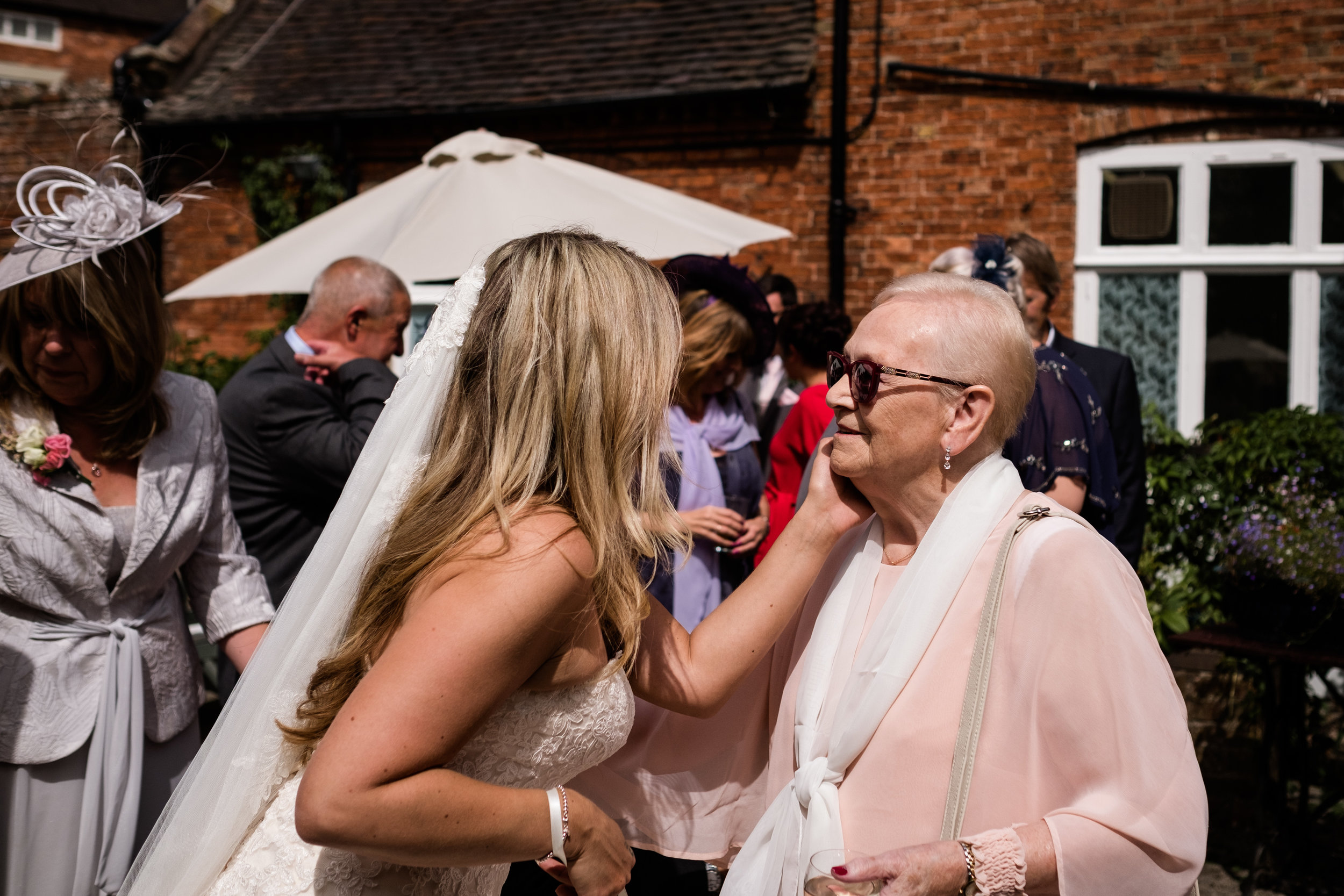 Summer Staffordshire Wedding Photography at The Manor, Cheadle - Jenny Harper-47.jpg