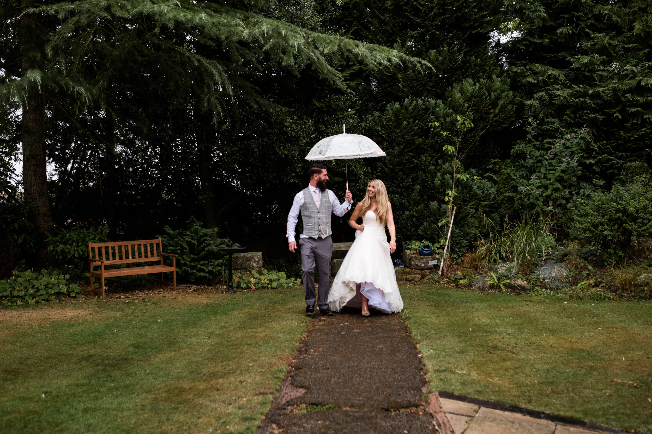 Summer Staffordshire Wedding Photography at The Manor, Cheadle - Jenny Harper-71.jpg