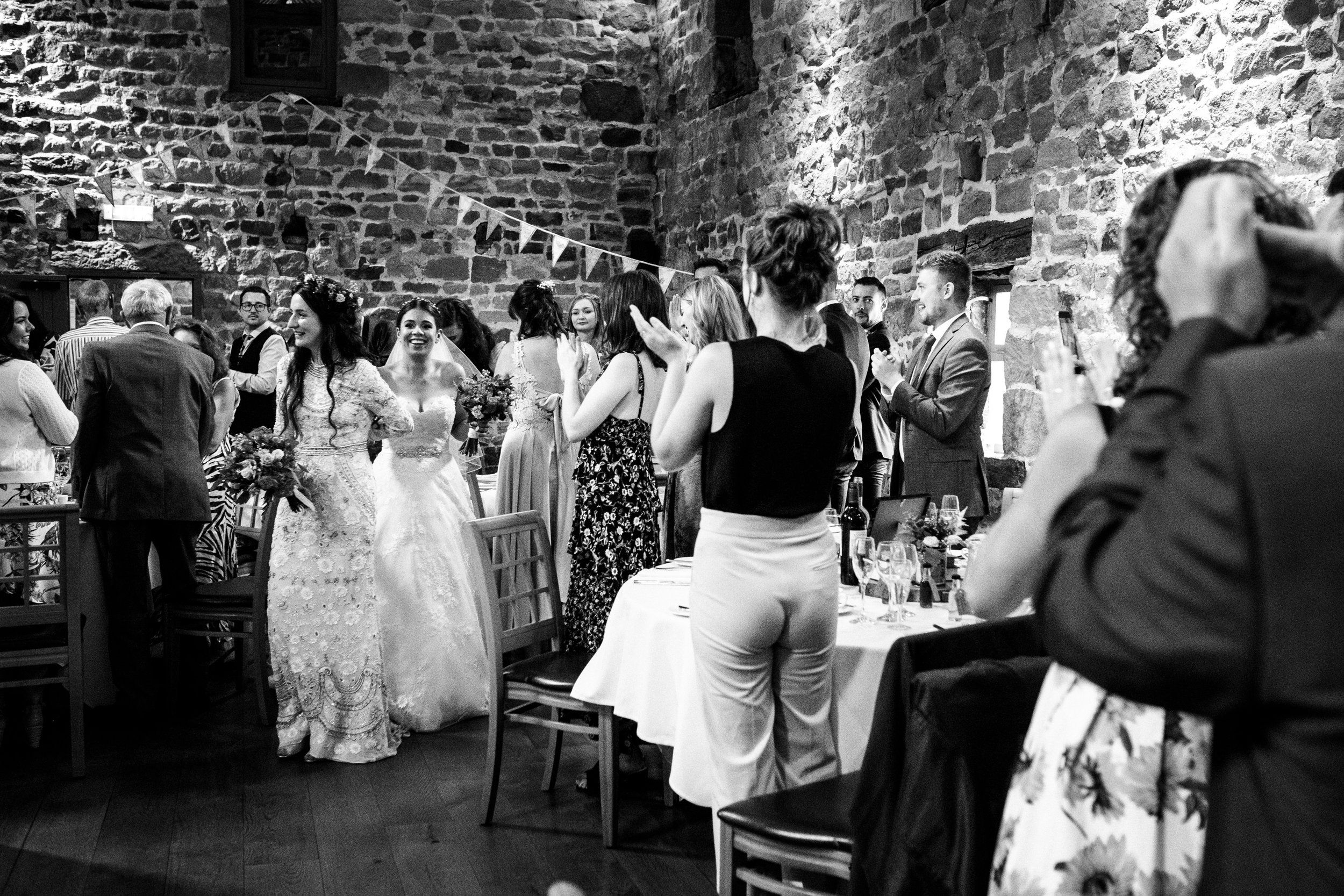 Summer Staffordshire Same Sex Wedding at The Ashes Barns, Endon Brides Mrs and Mrs - Jenny Harper-65.jpg