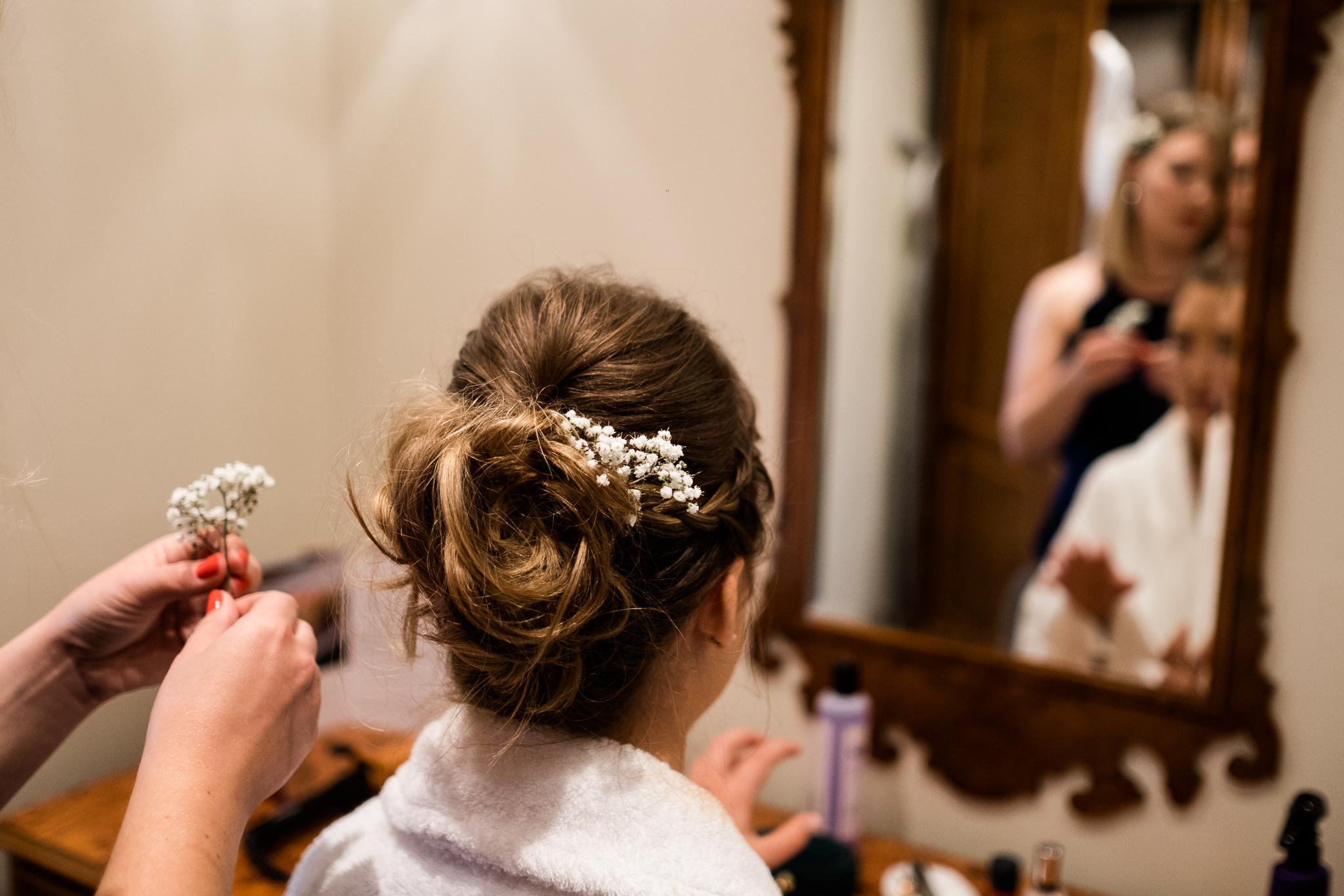 Relaxed Documentary Wedding Photography at The Wizard Inn, Alderley Edge Cheshire - Jenny Harper-7.jpg