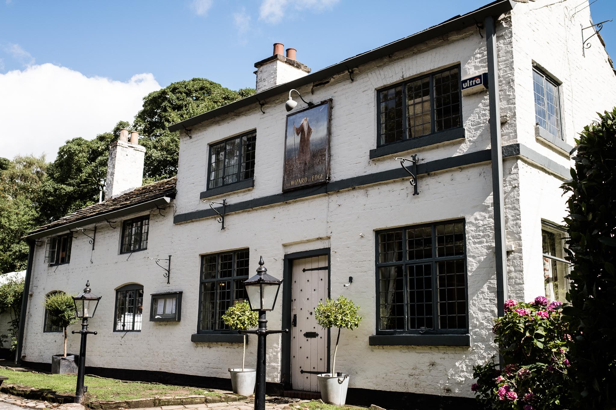 Relaxed Documentary Wedding Photography at The Wizard Inn, Alderley Edge Cheshire - Jenny Harper-13.jpg
