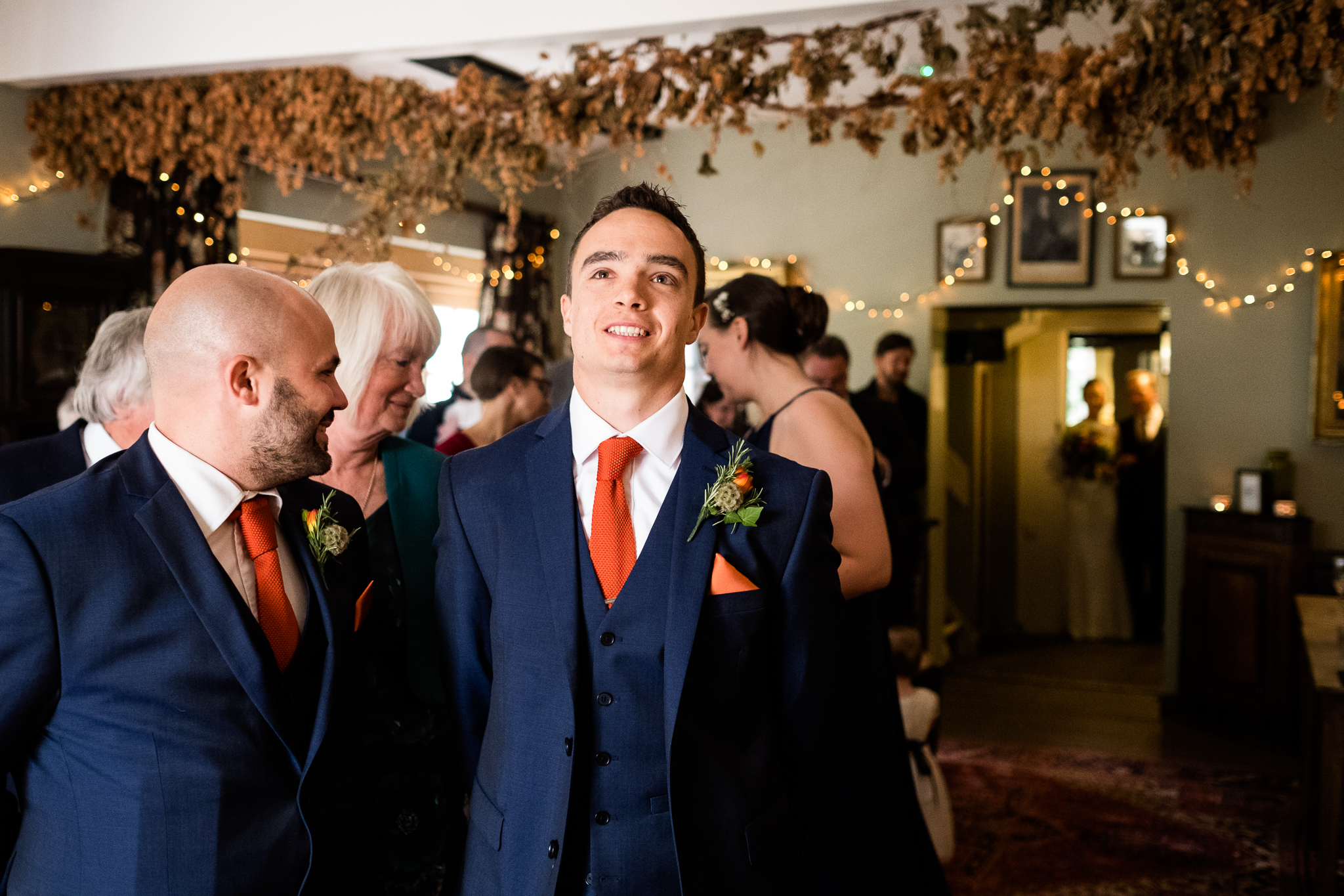 Relaxed Documentary Wedding Photography at The Wizard Inn, Alderley Edge Cheshire - Jenny Harper-19.jpg