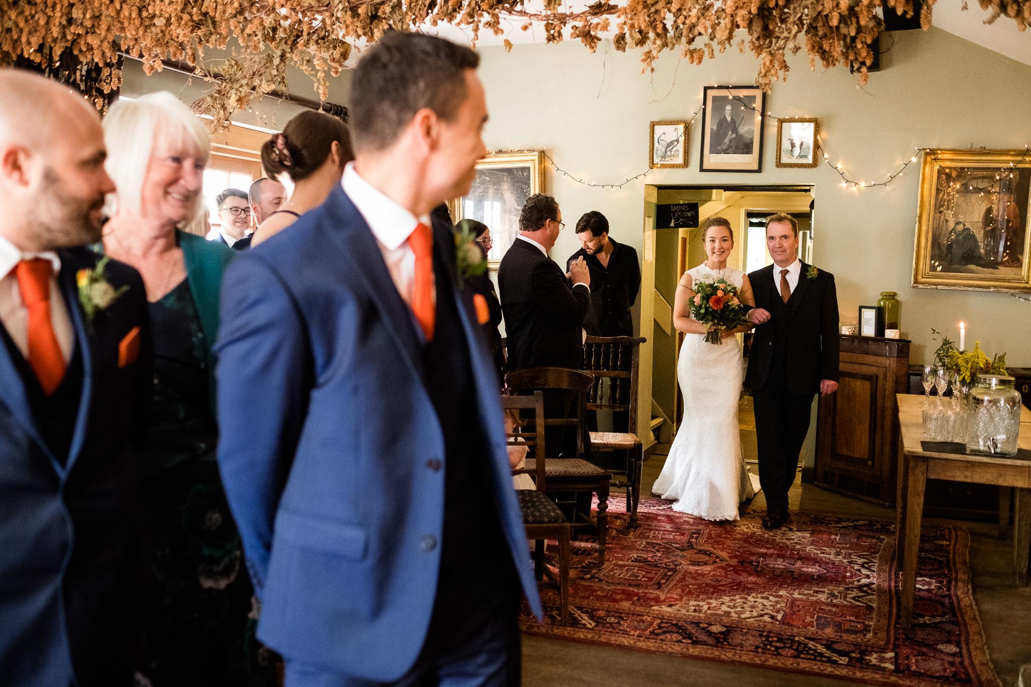 Relaxed Documentary Wedding Photography at The Wizard Inn, Alderley Edge Cheshire - Jenny Harper-20.jpg