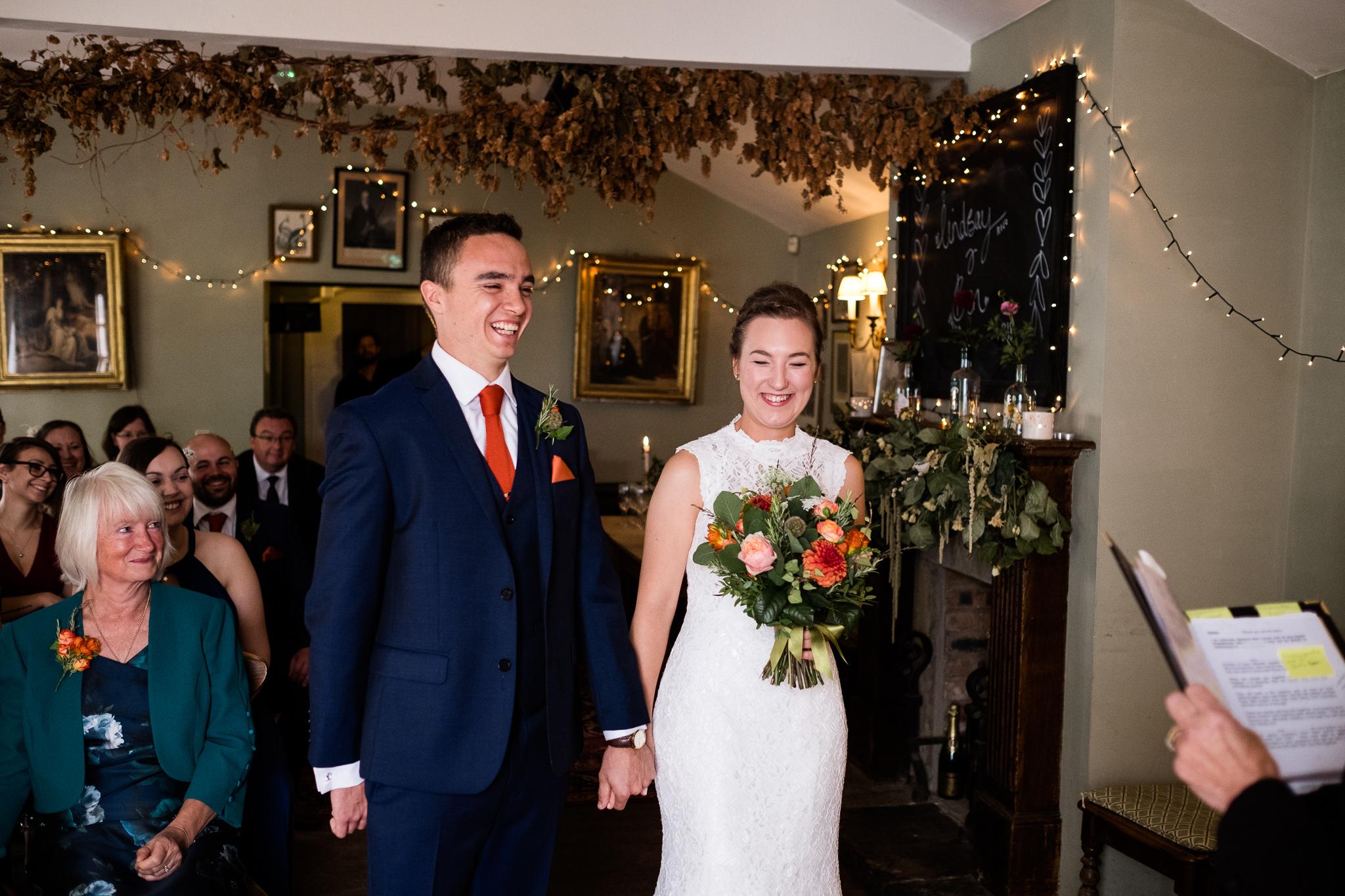Relaxed Documentary Wedding Photography at The Wizard Inn, Alderley Edge Cheshire - Jenny Harper-25.jpg