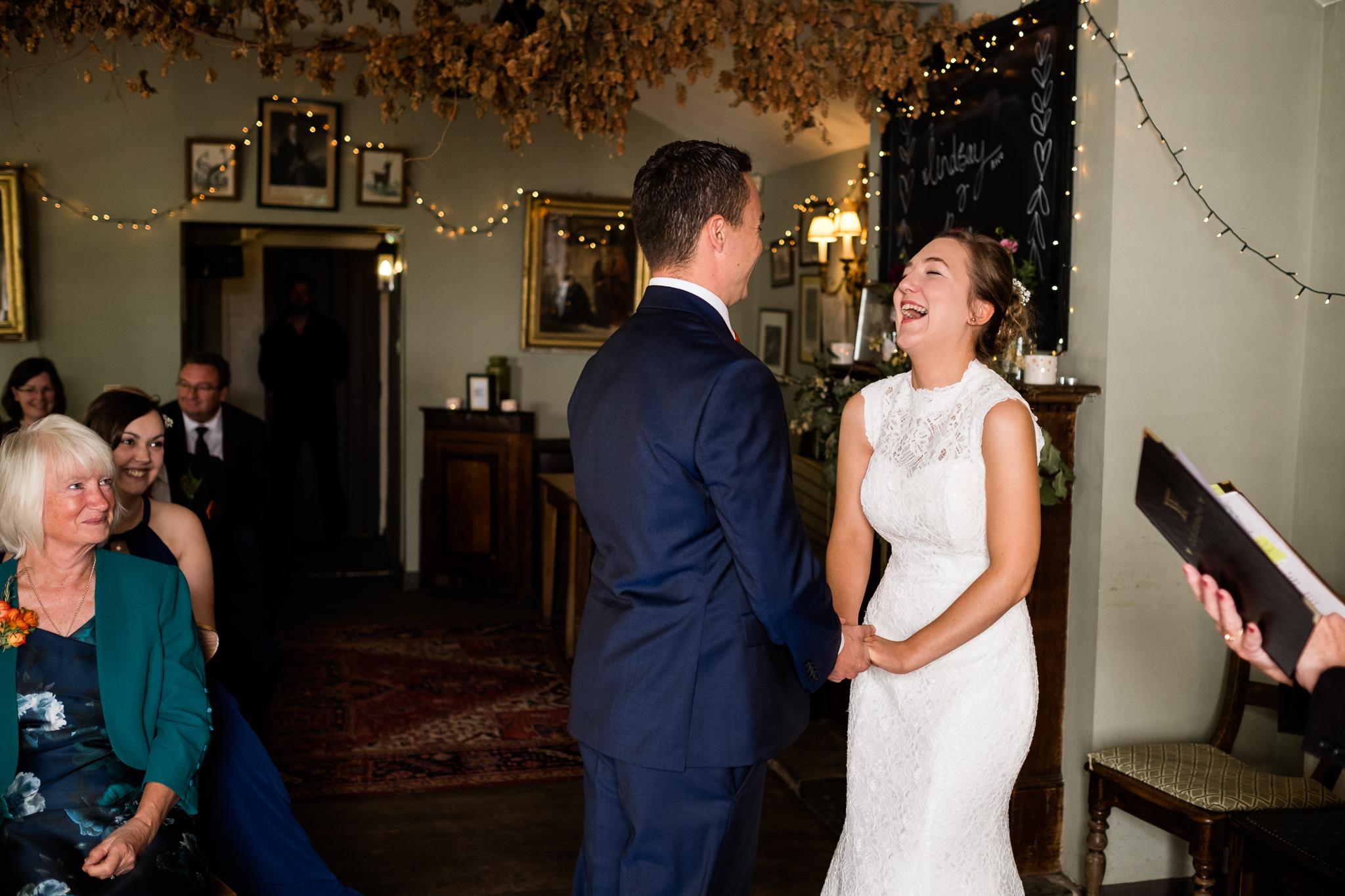Relaxed Documentary Wedding Photography at The Wizard Inn, Alderley Edge Cheshire - Jenny Harper-28.jpg