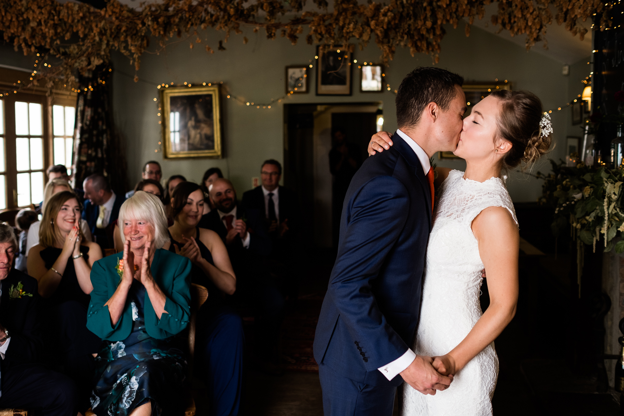 Relaxed Documentary Wedding Photography at The Wizard Inn, Alderley Edge Cheshire - Jenny Harper-33.jpg