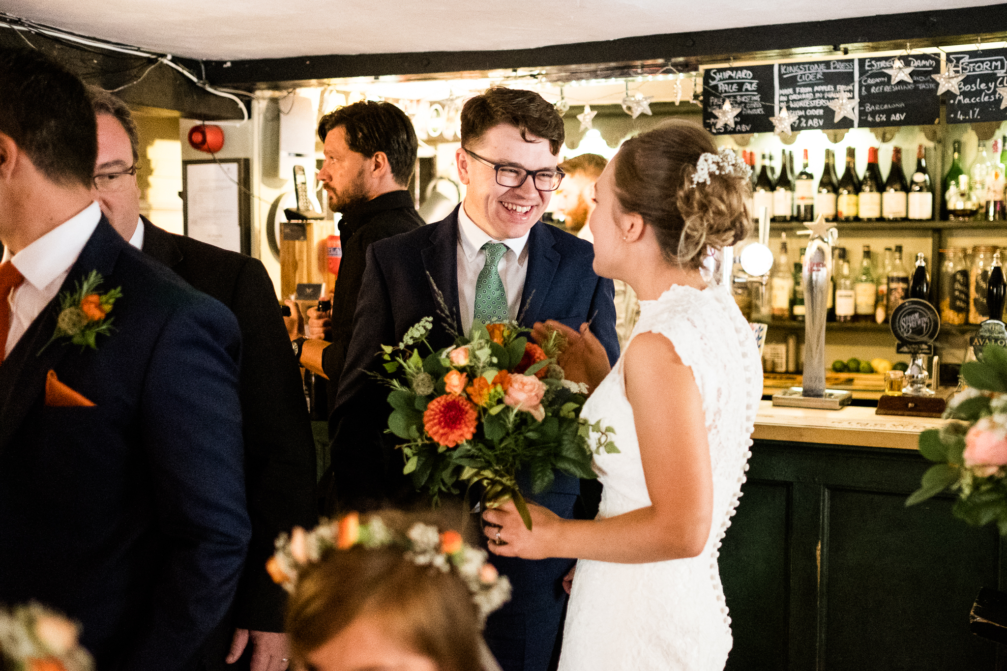 Relaxed Documentary Wedding Photography at The Wizard Inn, Alderley Edge Cheshire - Jenny Harper-36.jpg