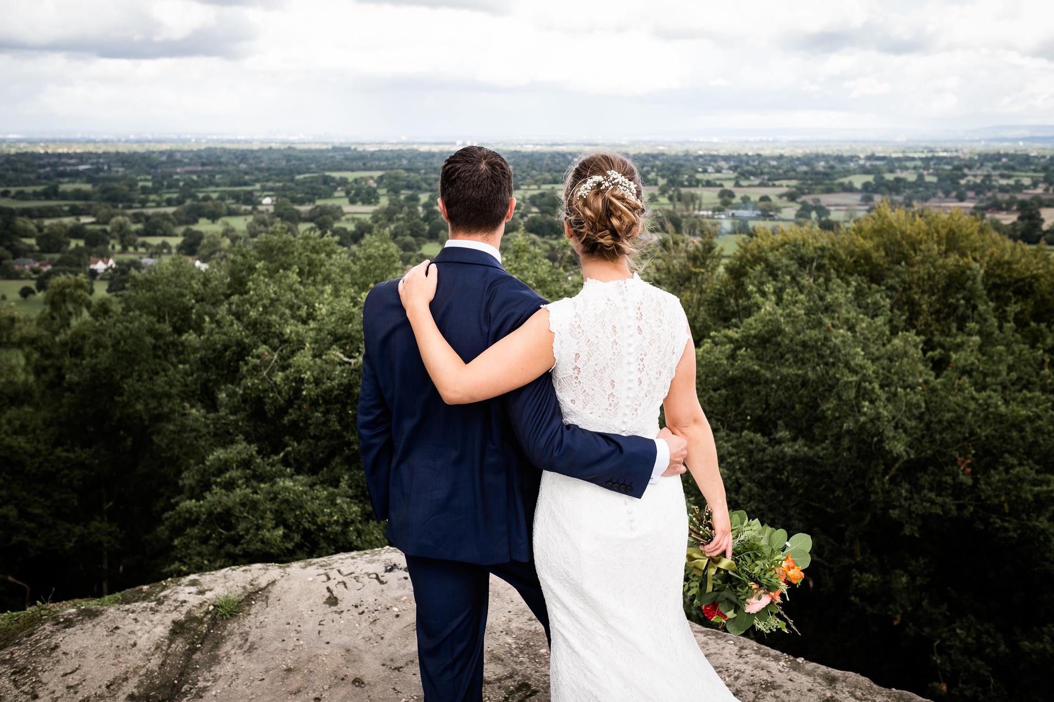 Relaxed Documentary Wedding Photography at The Wizard Inn, Alderley Edge Cheshire - Jenny Harper-46.jpg