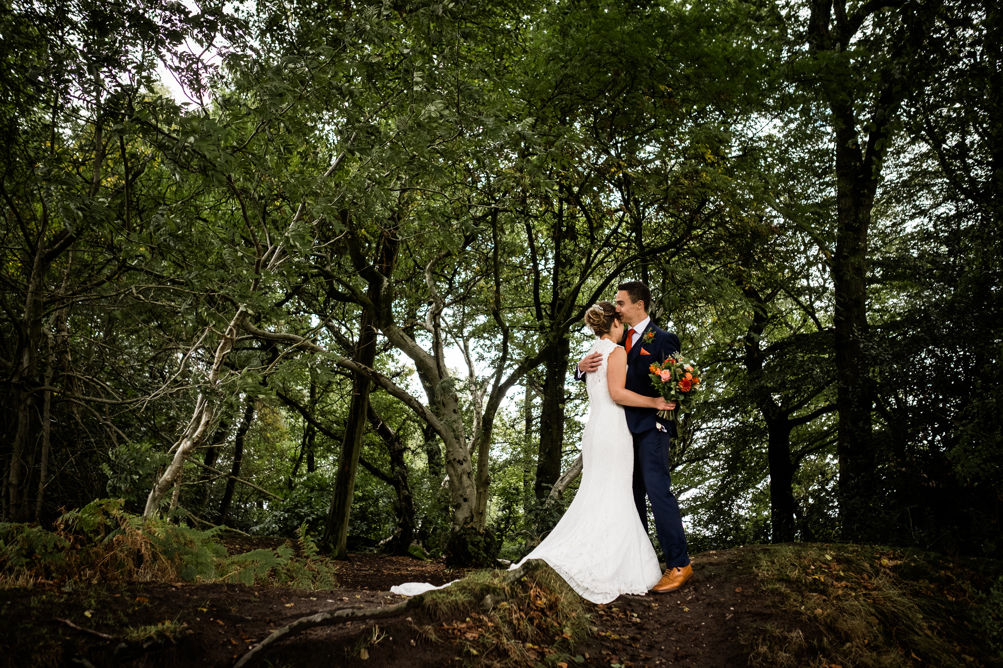 Relaxed Documentary Wedding Photography at The Wizard Inn, Alderley Edge Cheshire - Jenny Harper-48.jpg