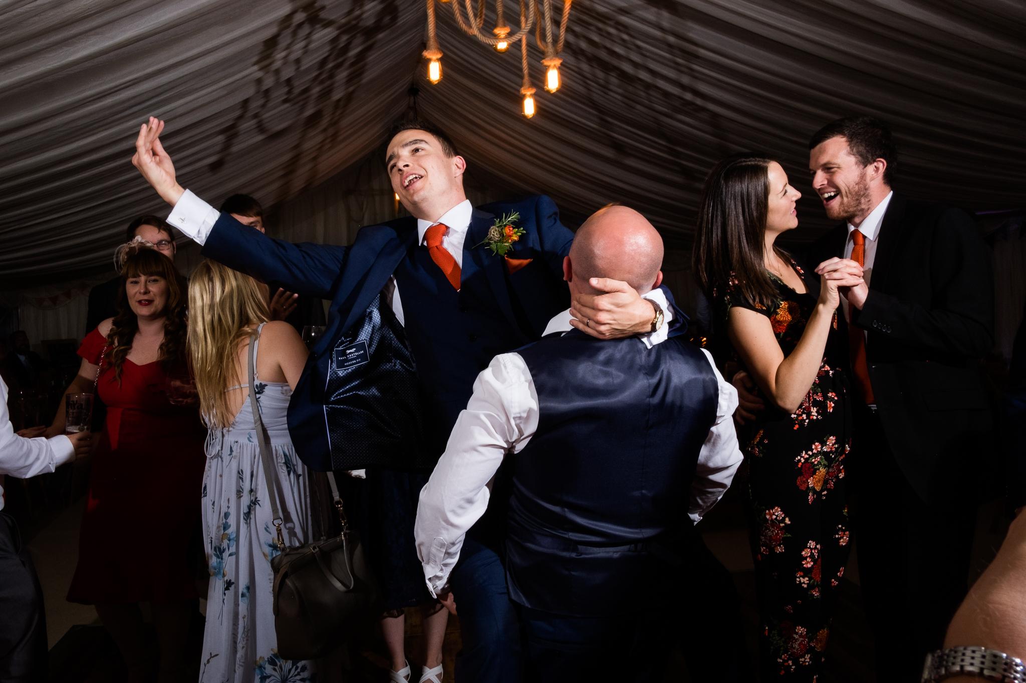 Relaxed Documentary Wedding Photography at The Wizard Inn, Alderley Edge Cheshire - Jenny Harper-89.jpg