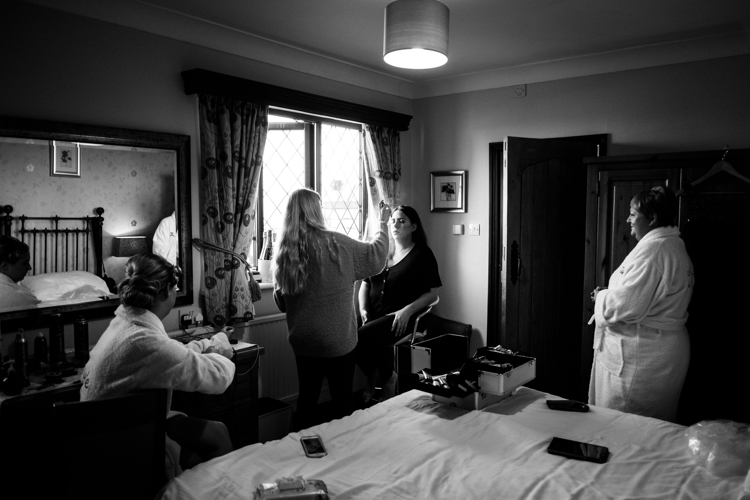 Autumn Wedding Photography at The Three Horseshoes, Blackshaw Moor, Staffordshire Moorlands - Jenny Harper-5.jpg
