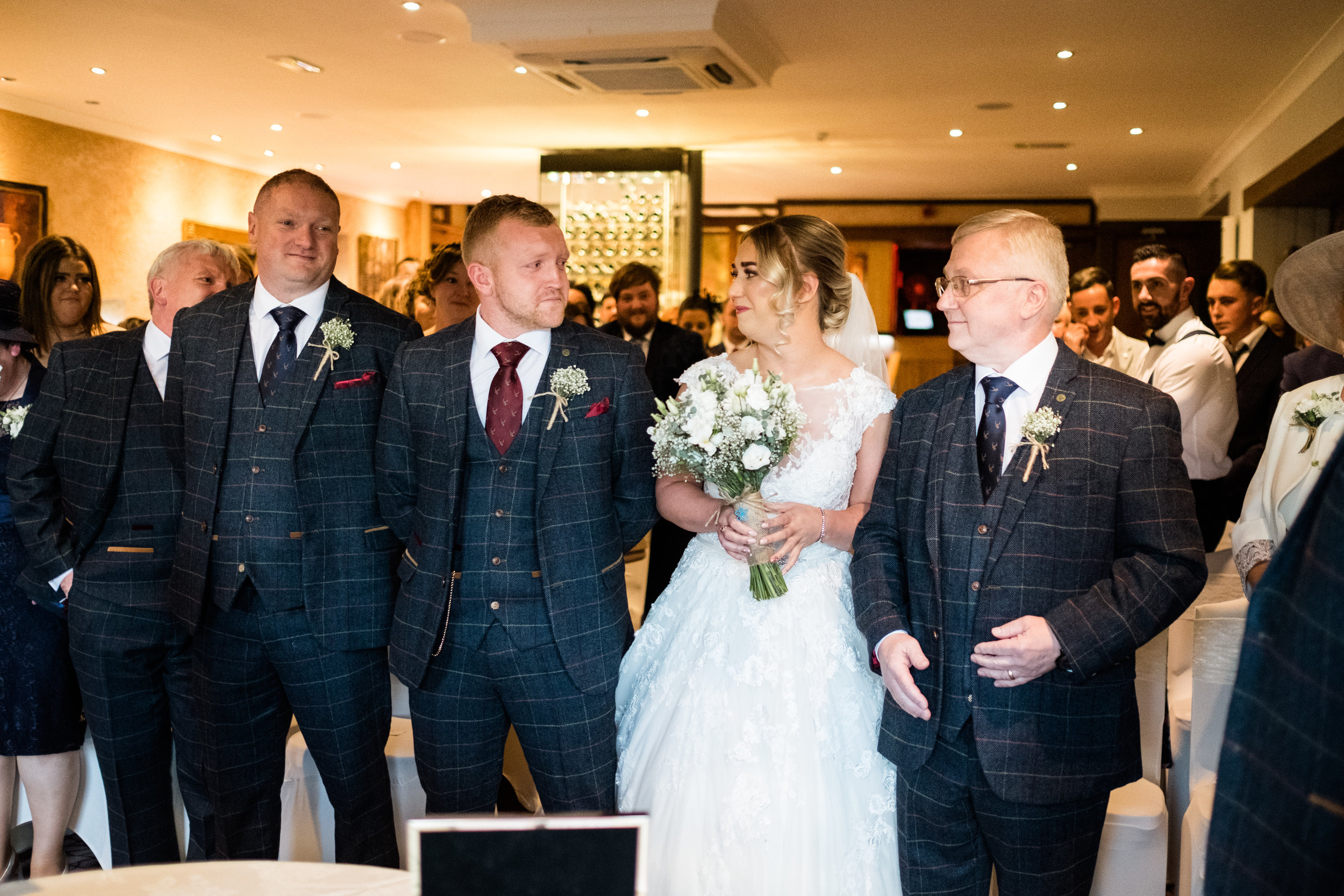 Autumn Wedding Photography at The Three Horseshoes, Blackshaw Moor, Staffordshire Moorlands - Jenny Harper-22.jpg