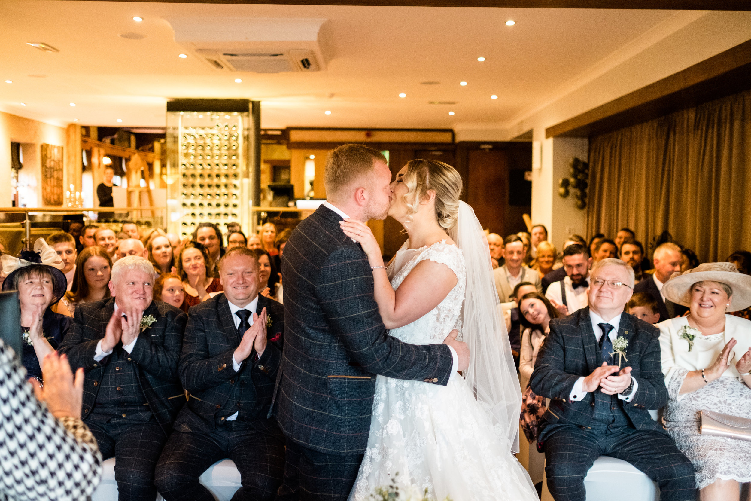 Autumn Wedding Photography at The Three Horseshoes, Blackshaw Moor, Staffordshire Moorlands - Jenny Harper-27.jpg