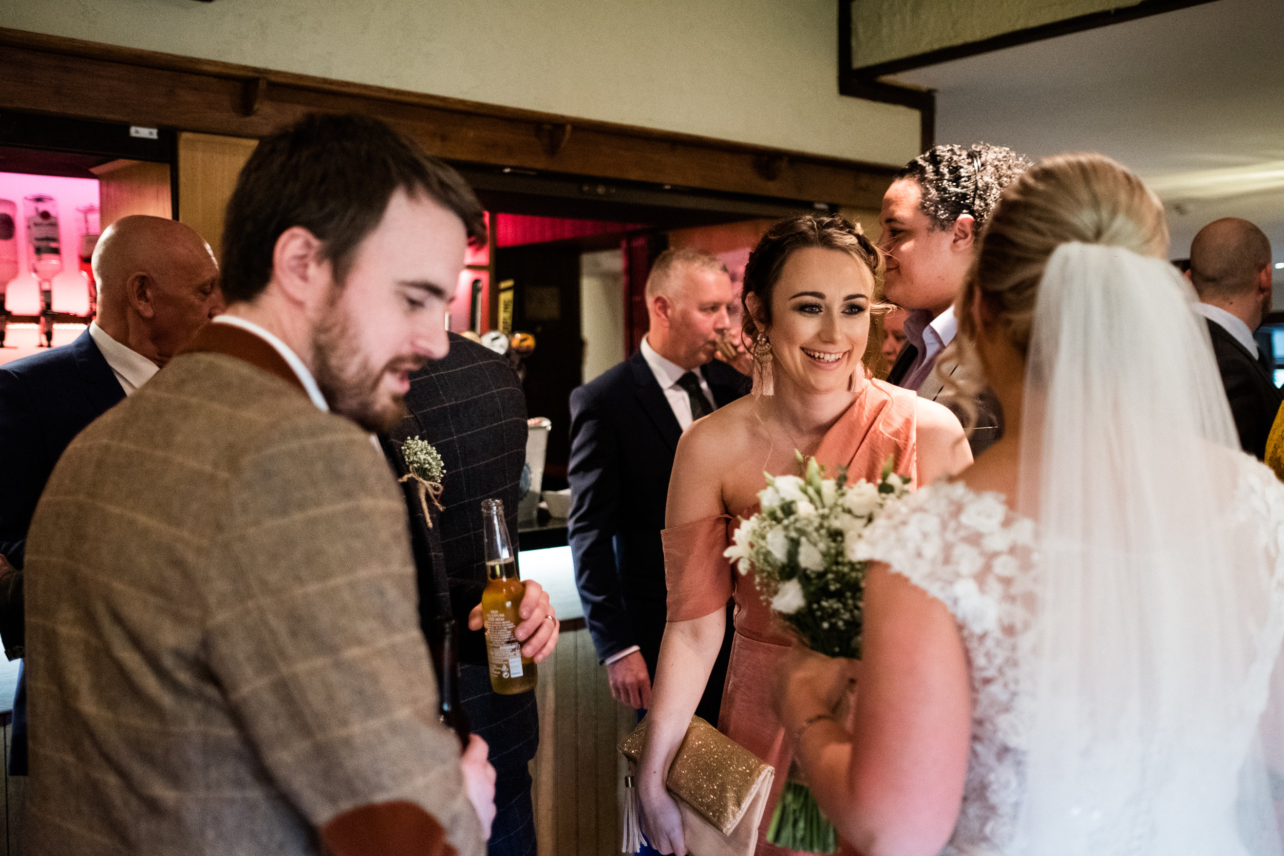 Autumn Wedding Photography at The Three Horseshoes, Blackshaw Moor, Staffordshire Moorlands - Jenny Harper-32.jpg