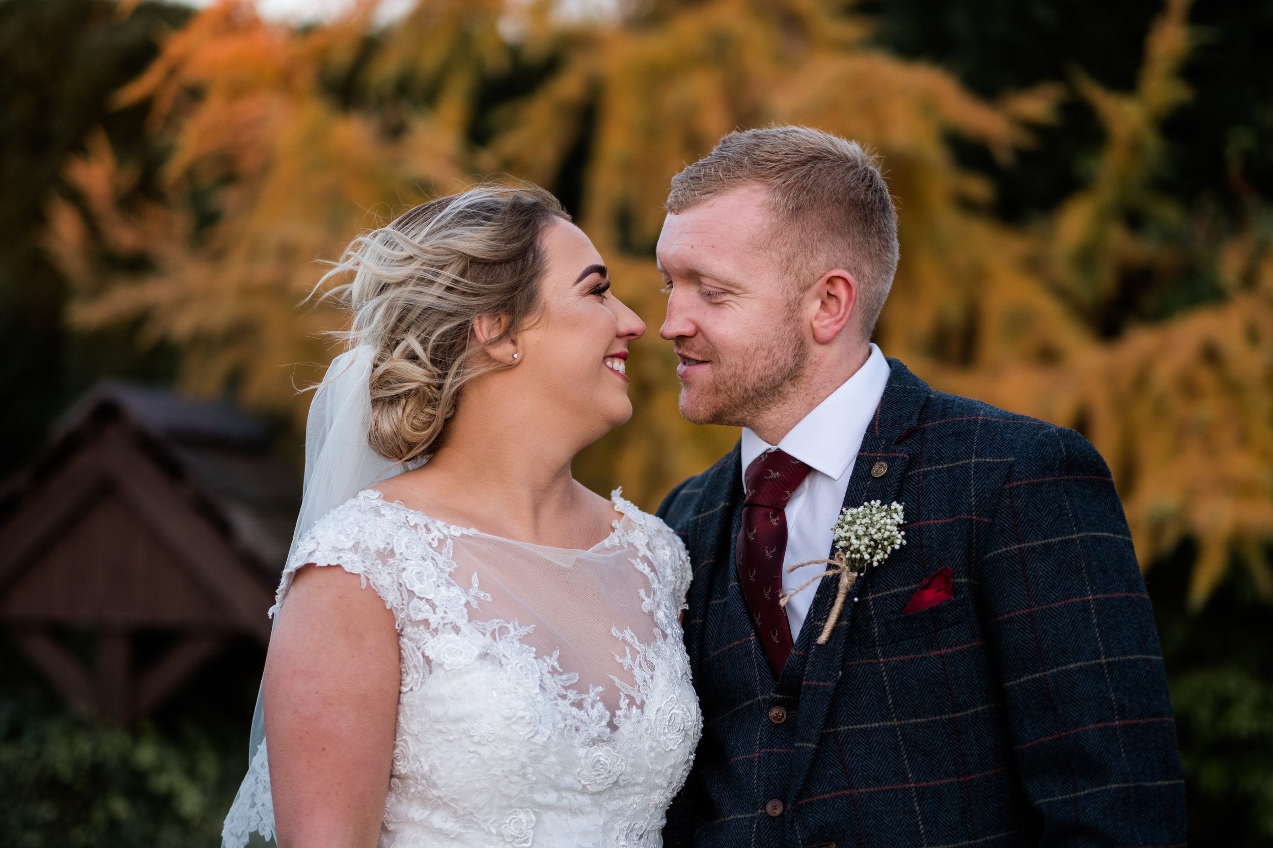 Autumn Wedding Photography at The Three Horseshoes, Blackshaw Moor, Staffordshire Moorlands - Jenny Harper-38.jpg