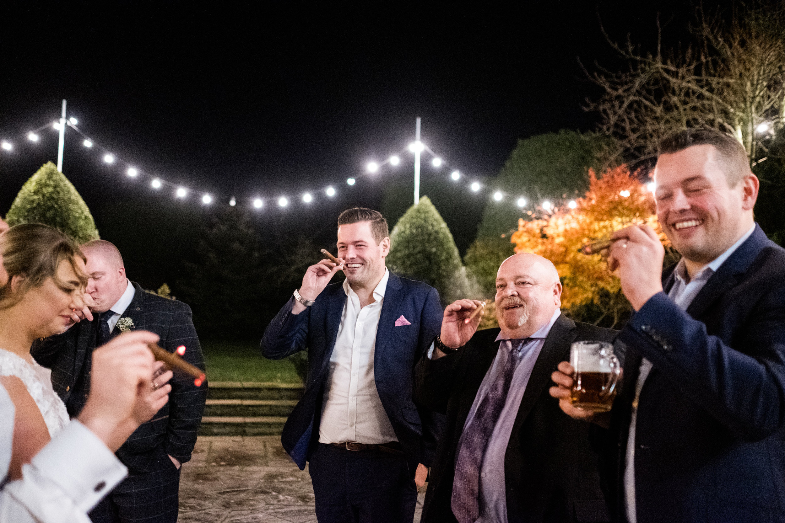Autumn Wedding Photography at The Three Horseshoes, Blackshaw Moor, Staffordshire Moorlands - Jenny Harper-71.jpg