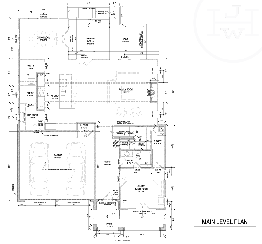 WebDesigns_The Laurel - 1258 - lot 3 - Main Level.png