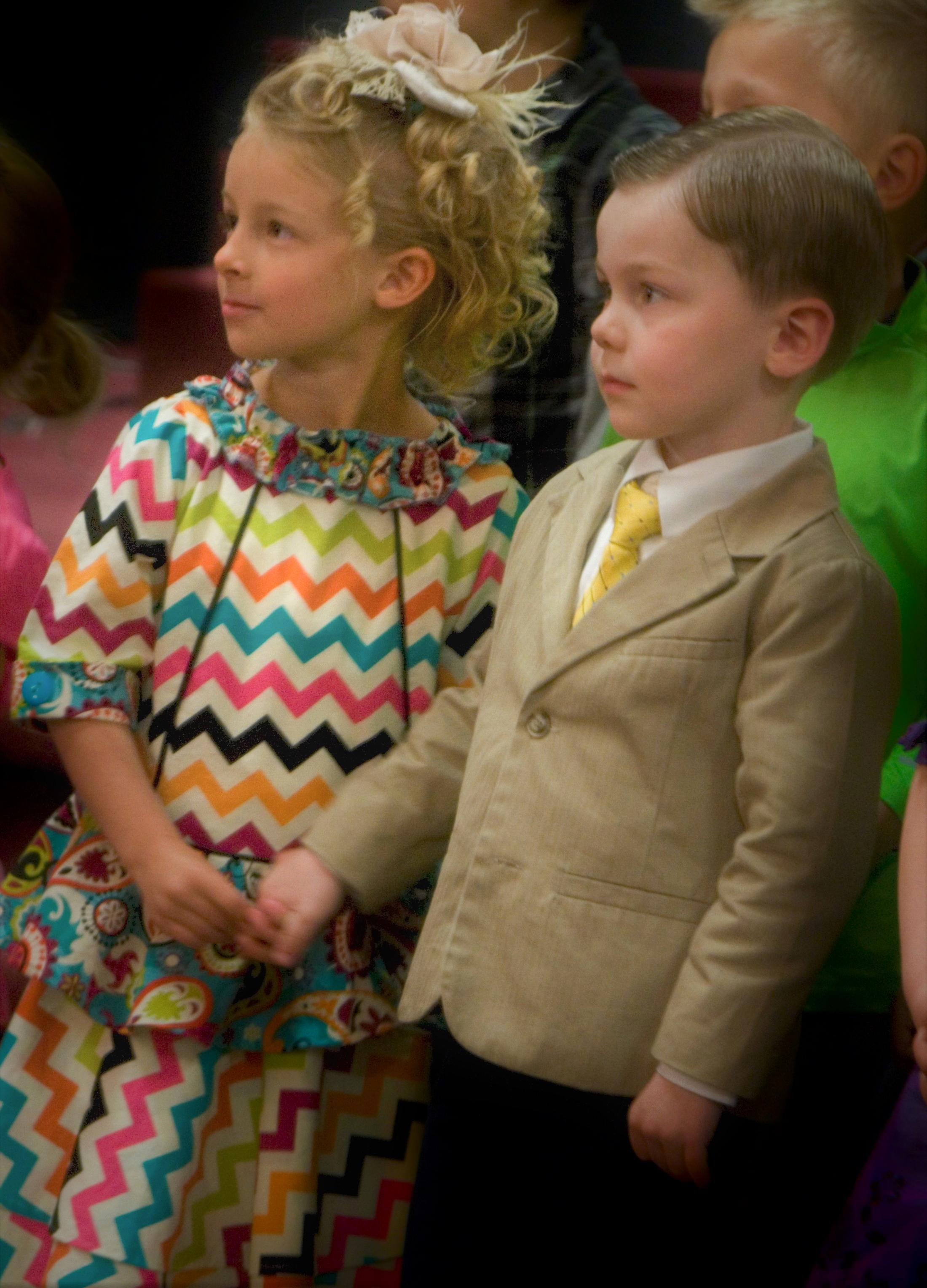 Children's Easter Sunday School Program