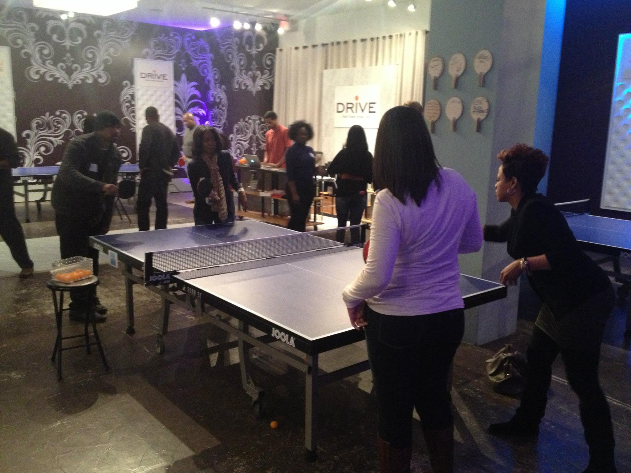 Drive Detroit Table Tennis