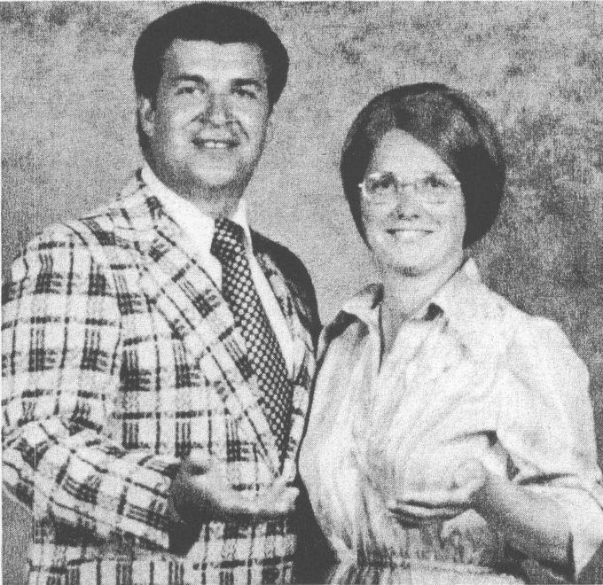 Glenn & Esther Wakefield 1968-1979 Changed the name to New Life Fellowship