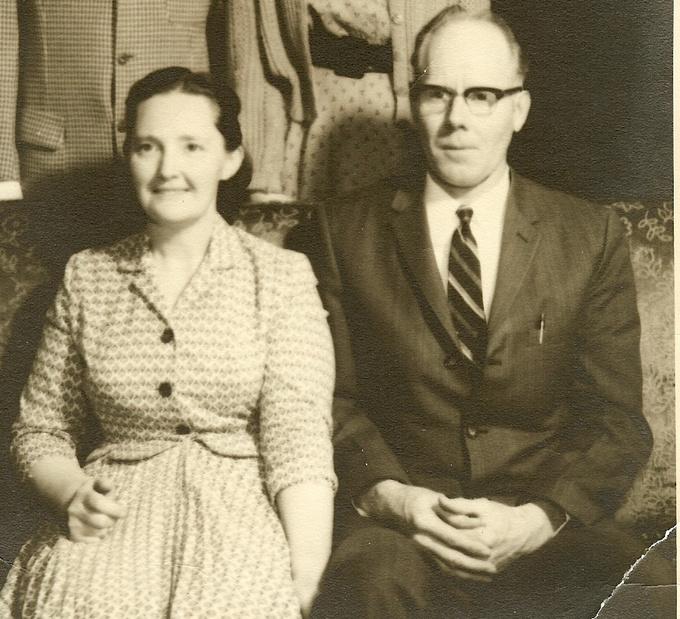 L.A. & Lena Mae McVay  1966-1968 Church became United Pentecostal Church