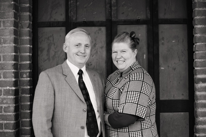 Pastor & Sis. Green  1995-Until Jesus Comes!  Name changed to 'Church on the Rock'