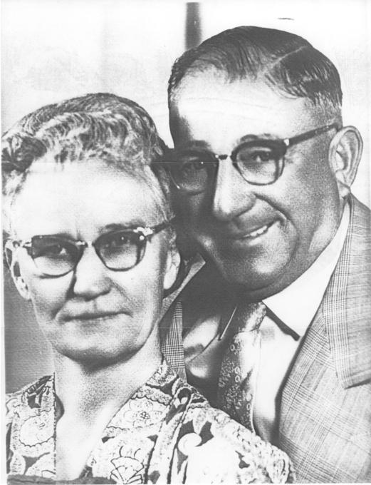 Edward & Ruby Williams  1949-1953