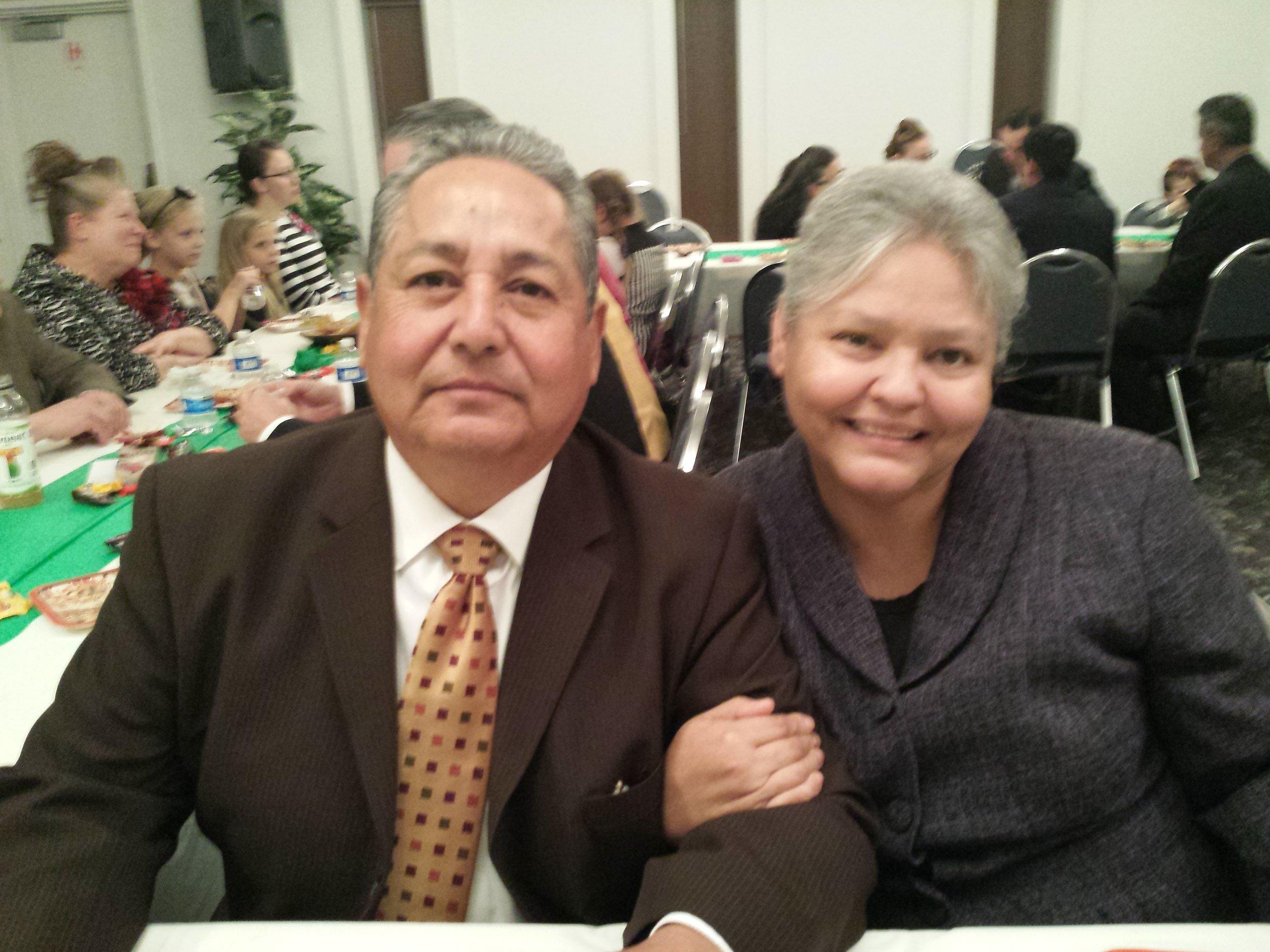 Bro. and Sis. Nevarez