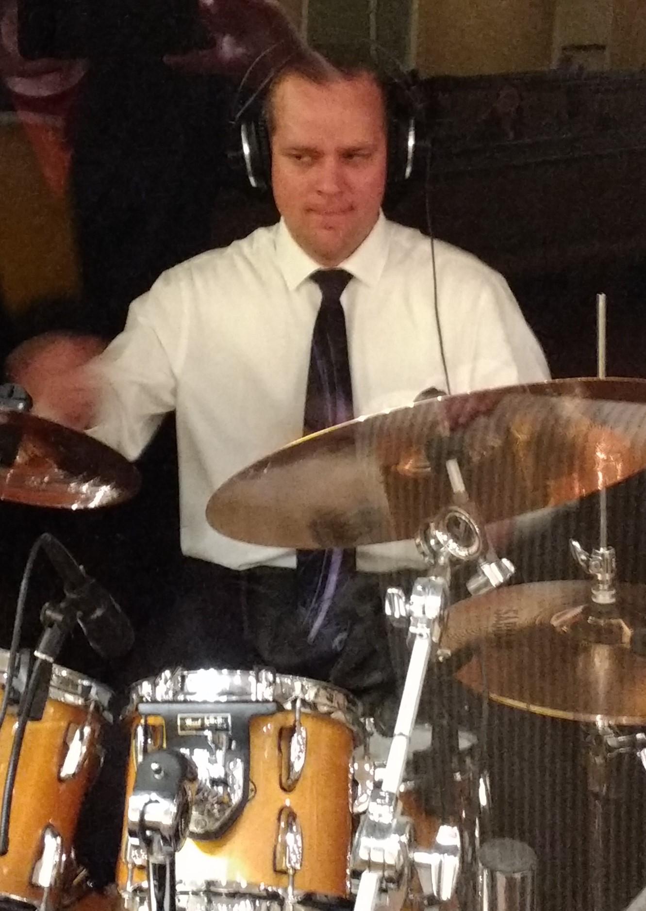 Drummer - Matthew Peterson