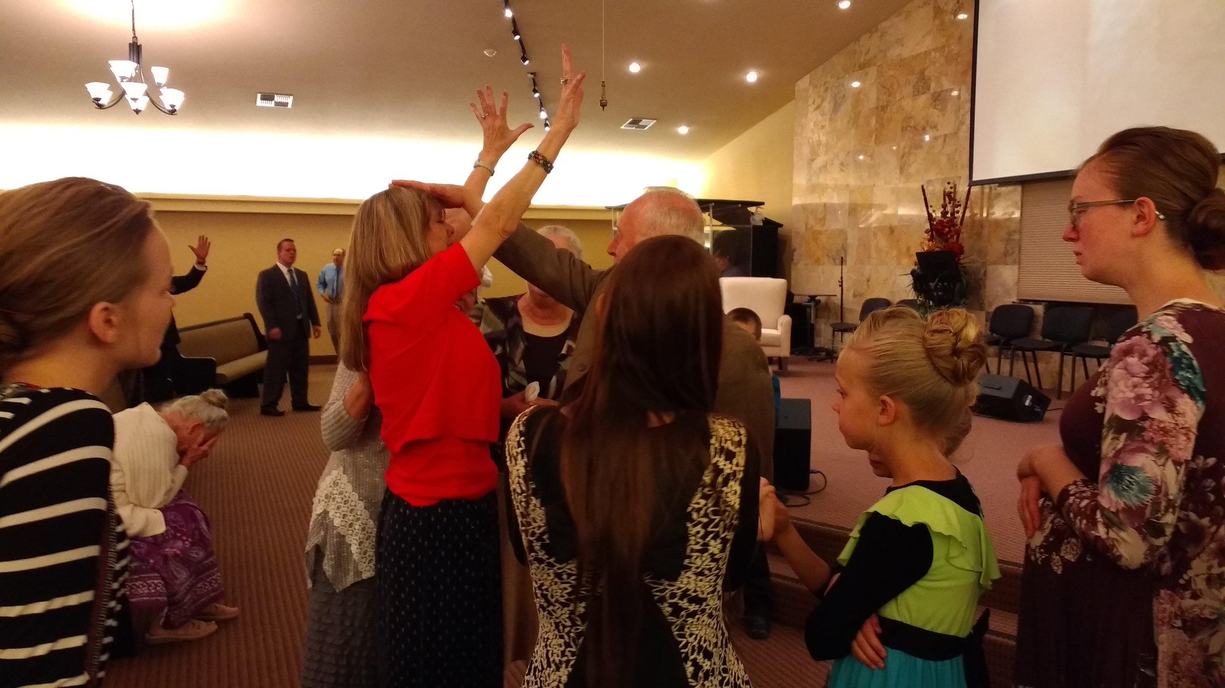 Altar service